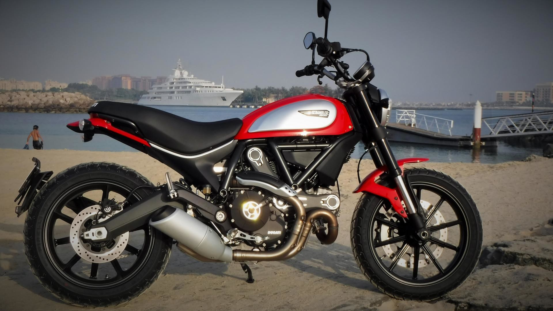 1920x1080 Ducati Scrambler Icon SCRAMBLER ICON RED For Sale in Lincoln