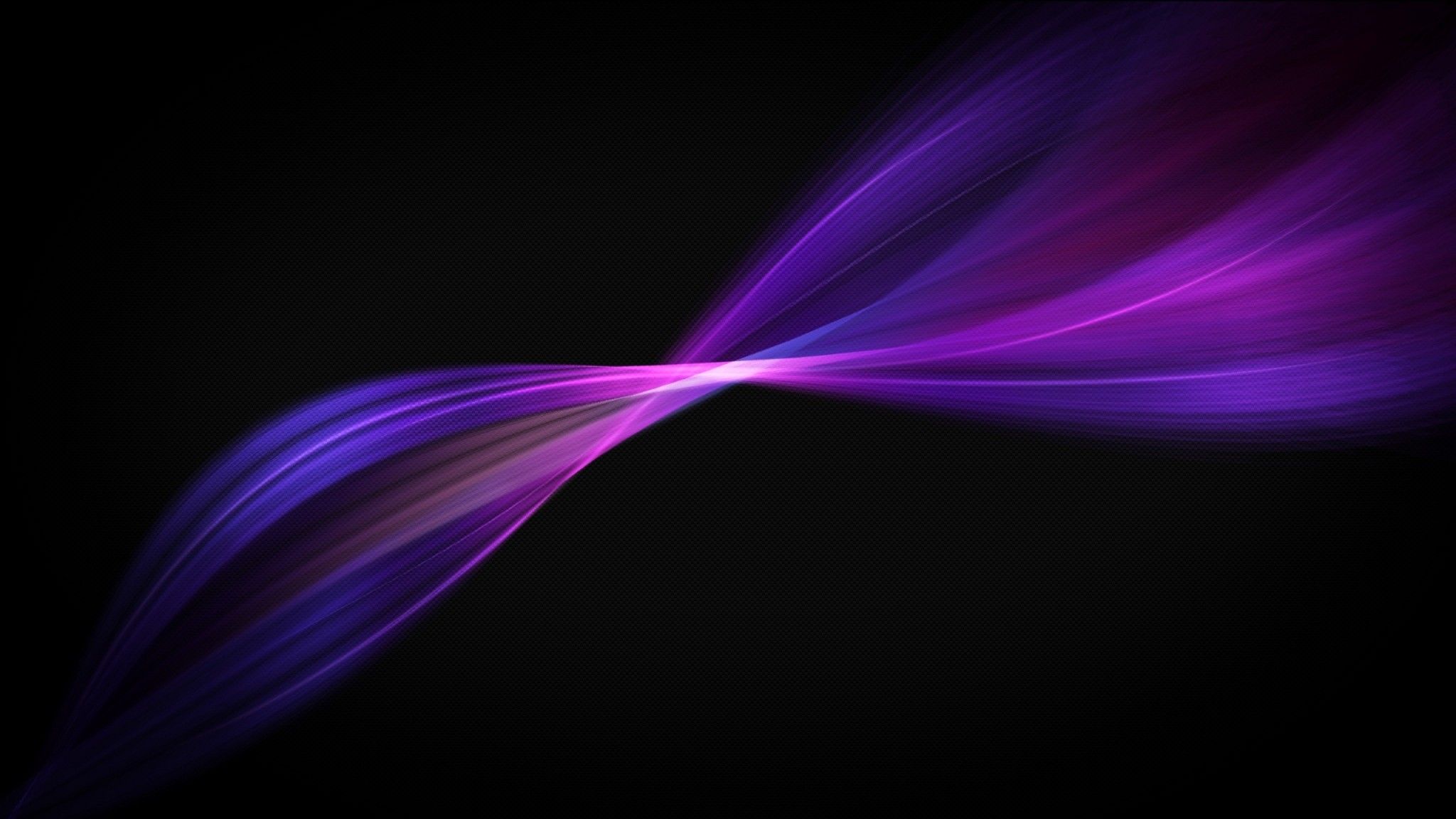 2048x1152 Preview wallpaper black, background, line, violet, color, graphics