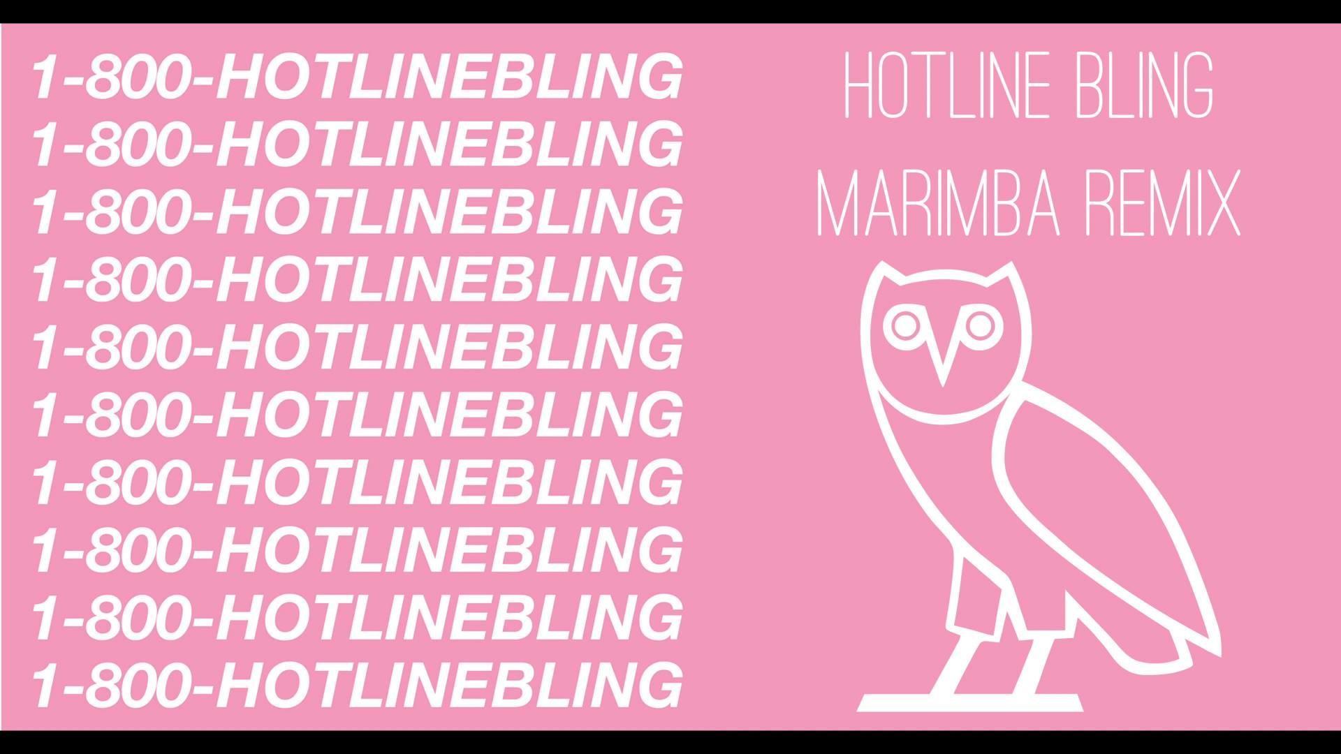 Drake Hotline Bling Wallpaper (84+ images)