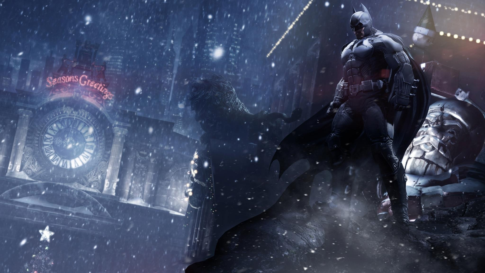 2048x1152 Batman: Arkham Origins Deathstroke · HD Wallpaper | Background ID:405861