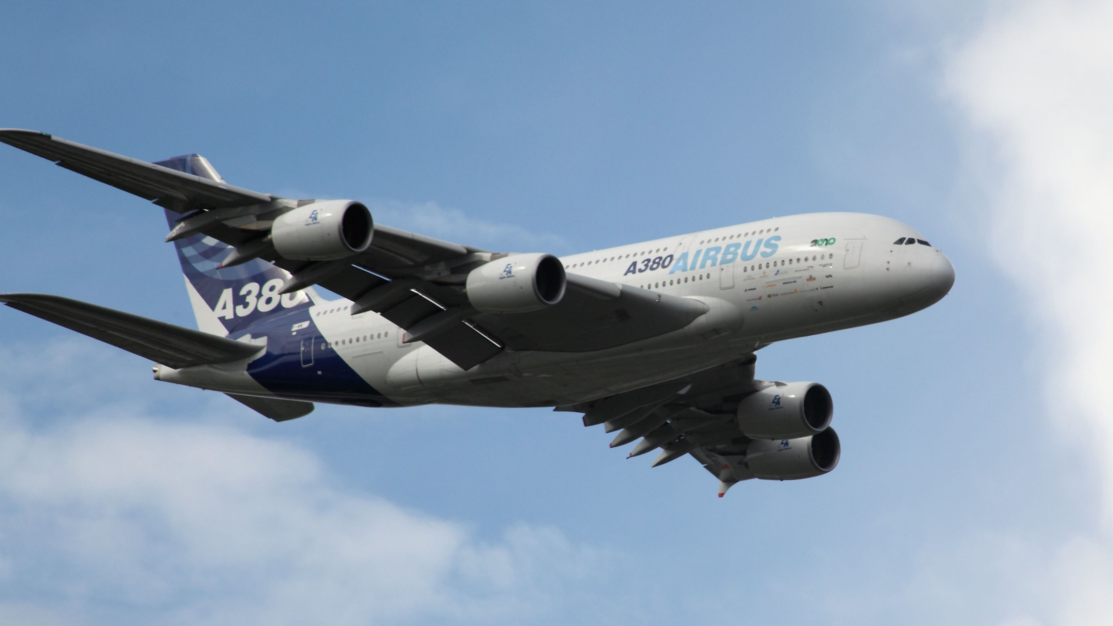 Airbus A380 Wallpaper (74+ images)