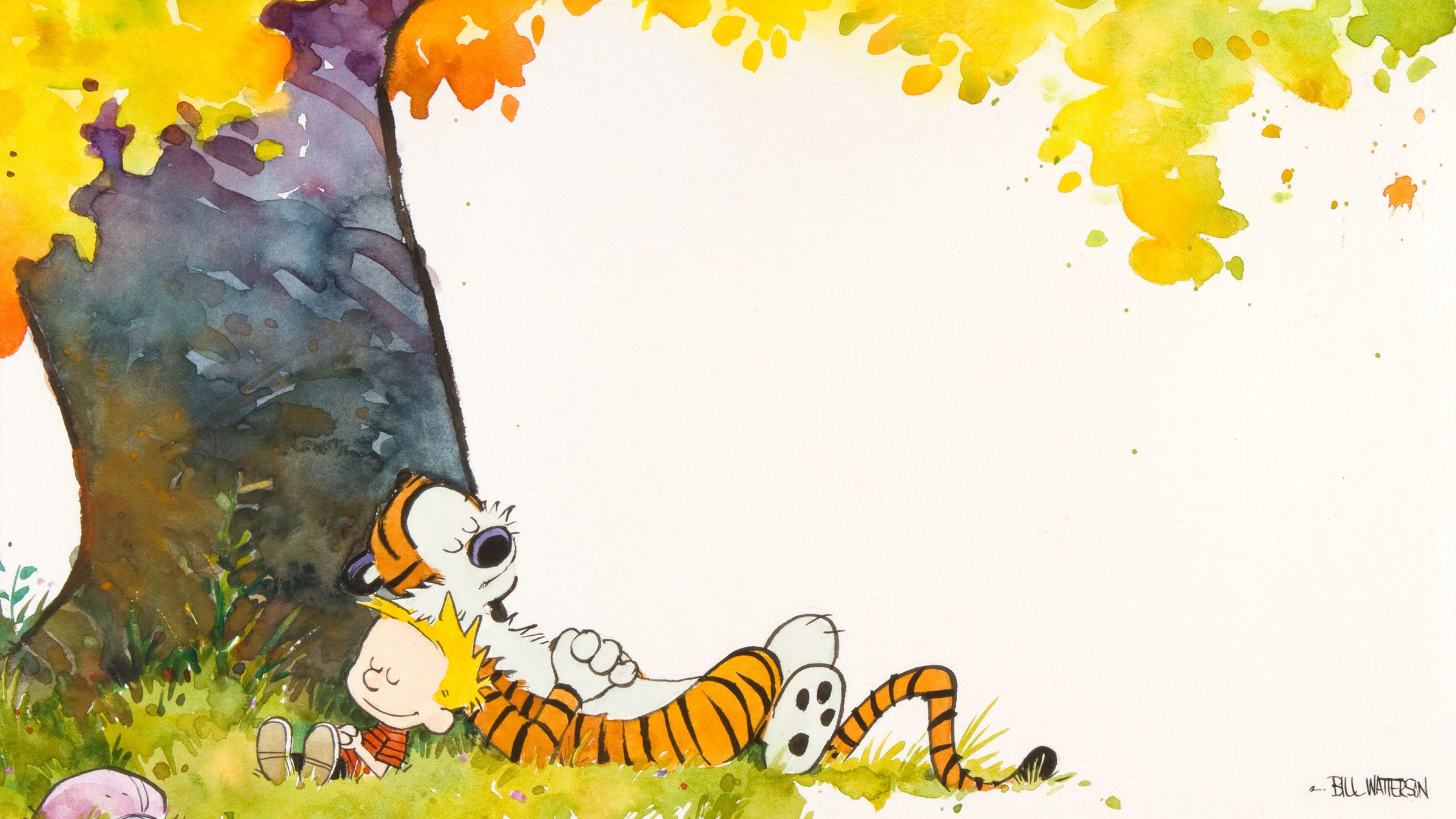 2400x1350 Calvin And Hobbes Wallpapers 1920×1080 (45 Wallpapers) – Adorable Wallpapers