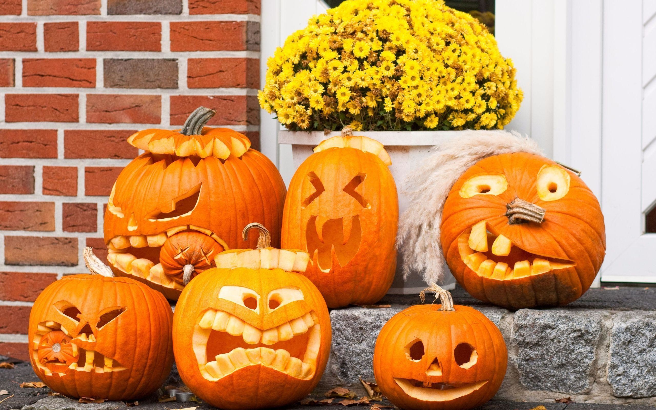 Cute Halloween Desktop Wallpaper (61+ images)