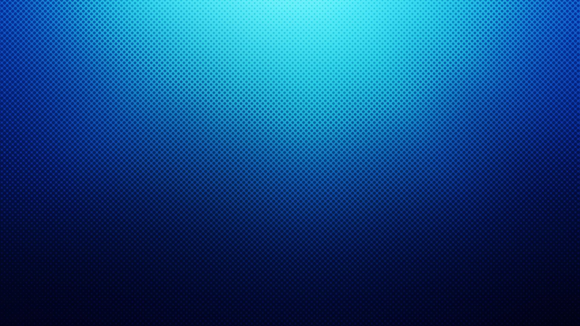 1920x1080 Blue dotted pattern HD Wallpaper