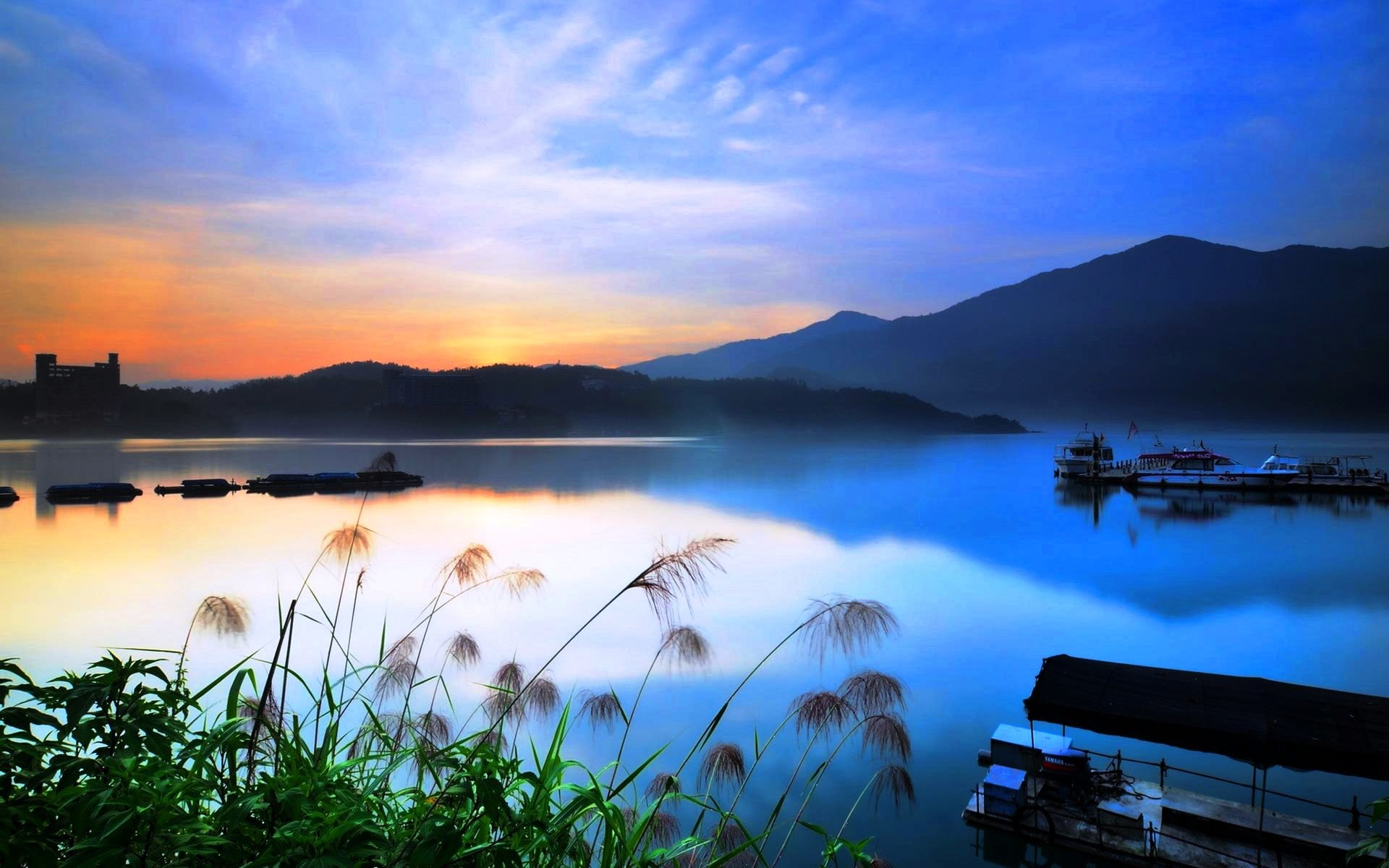 1920x1200 HD Landscape Wallpapers beautiful lake in a morning mist Lake Nature  Wallpapers ,morning mist.