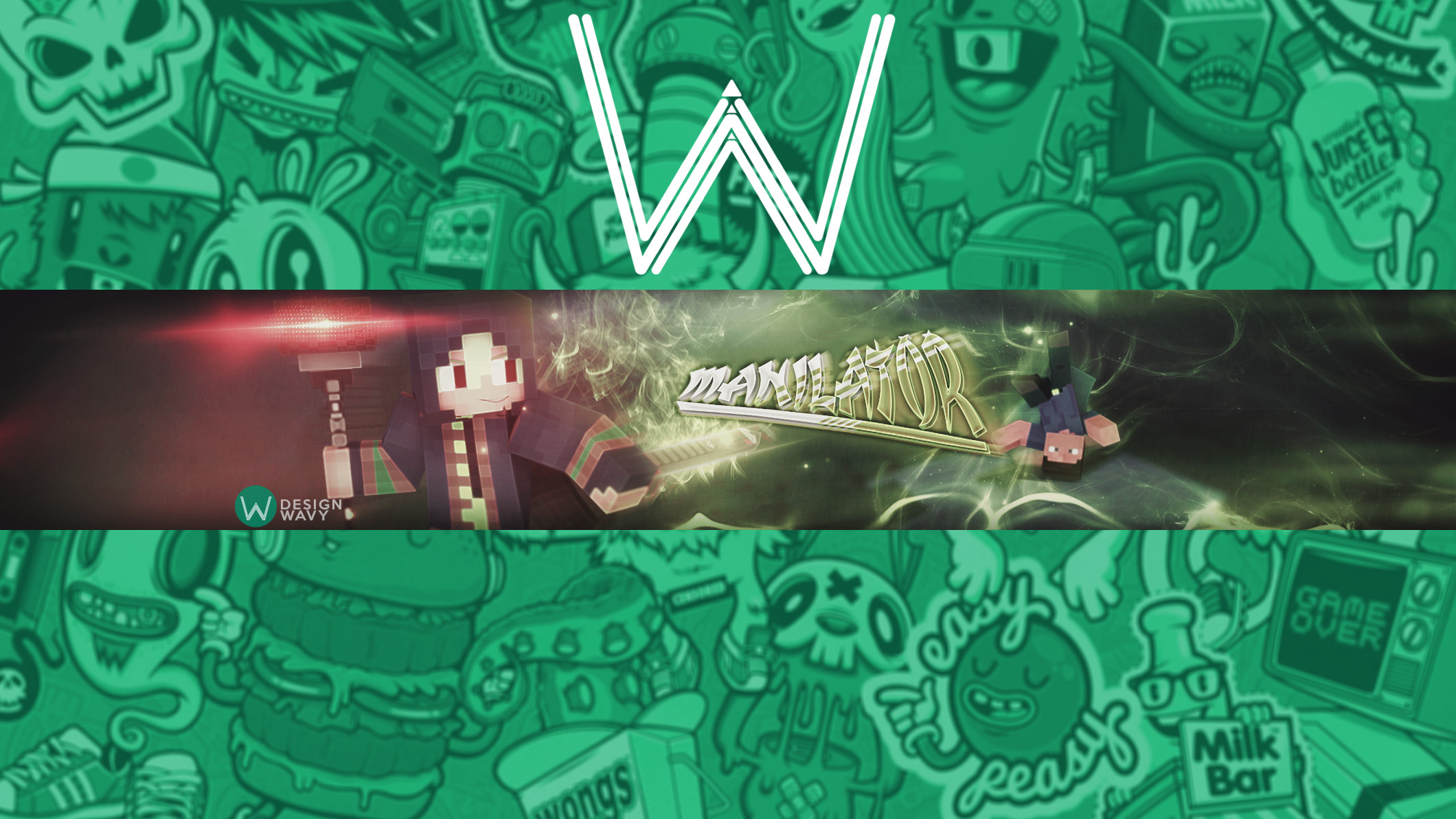 youtube banner wallpaper