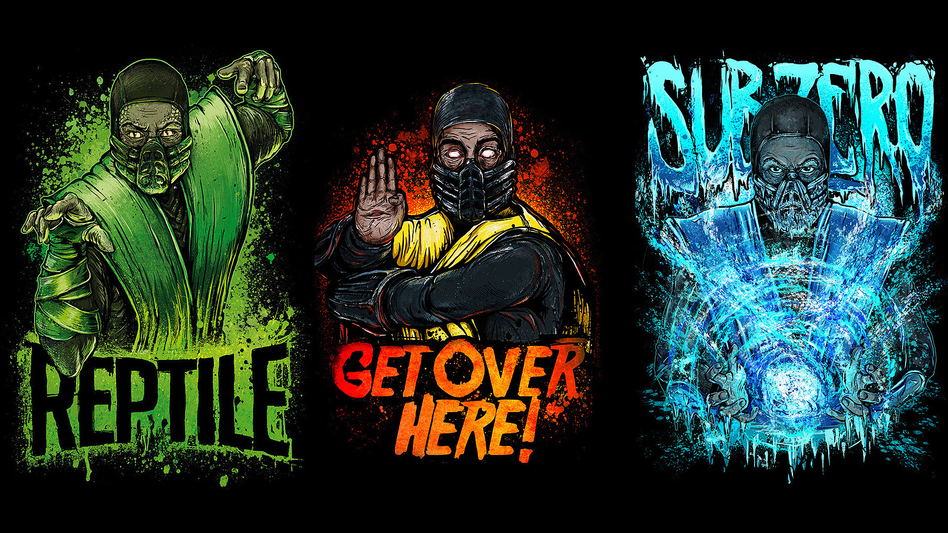 Mortal Kombat Wallpapers Scorpion 65 Images