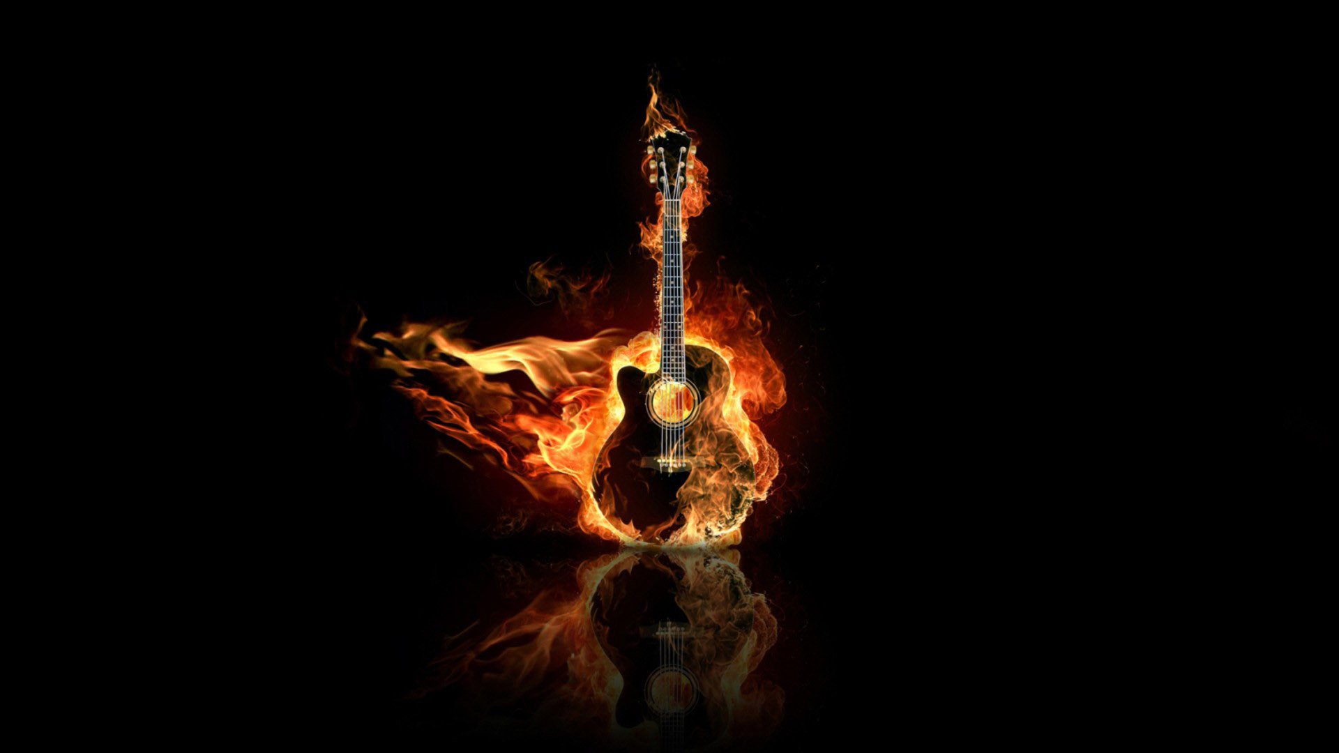1920x1080 Awesome Beautiful Guitar Pics
