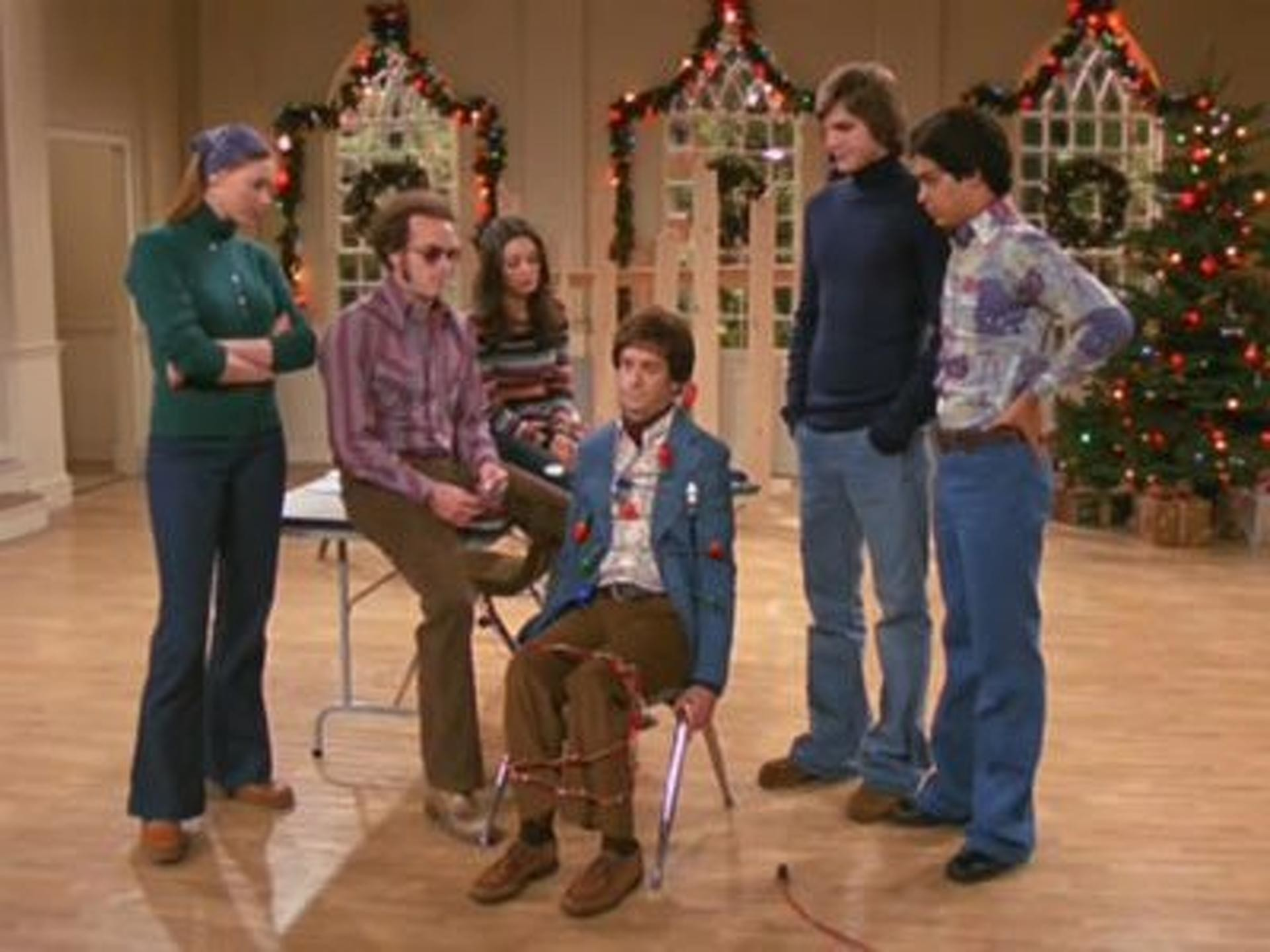 1920x1440 That 70s Show (S04E12): An Eric Forman Christmas Summary - Season 4 Episode  12 Guide