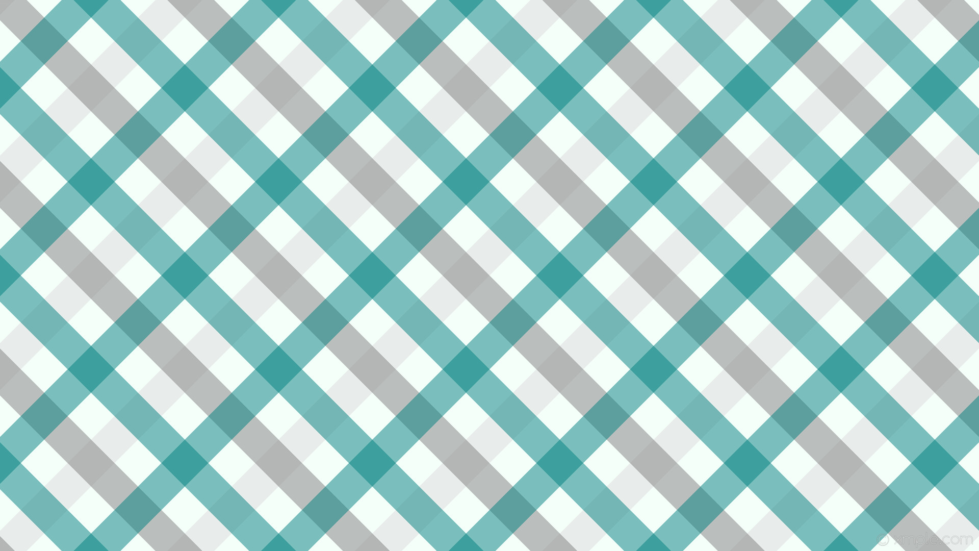 1920x1080 wallpaper white green striped grey gingham quad mint cream gainsboro gray  teal #f5fffa #dcdcdc