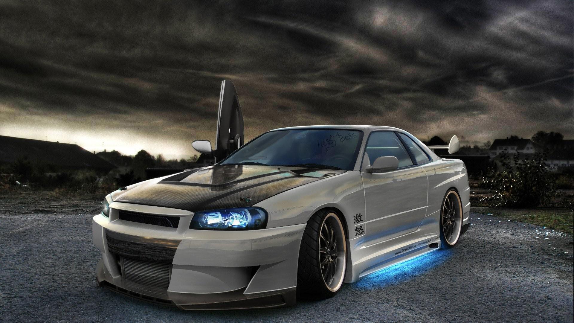 Nissan Skyline Wallpaper HD (73+ images)