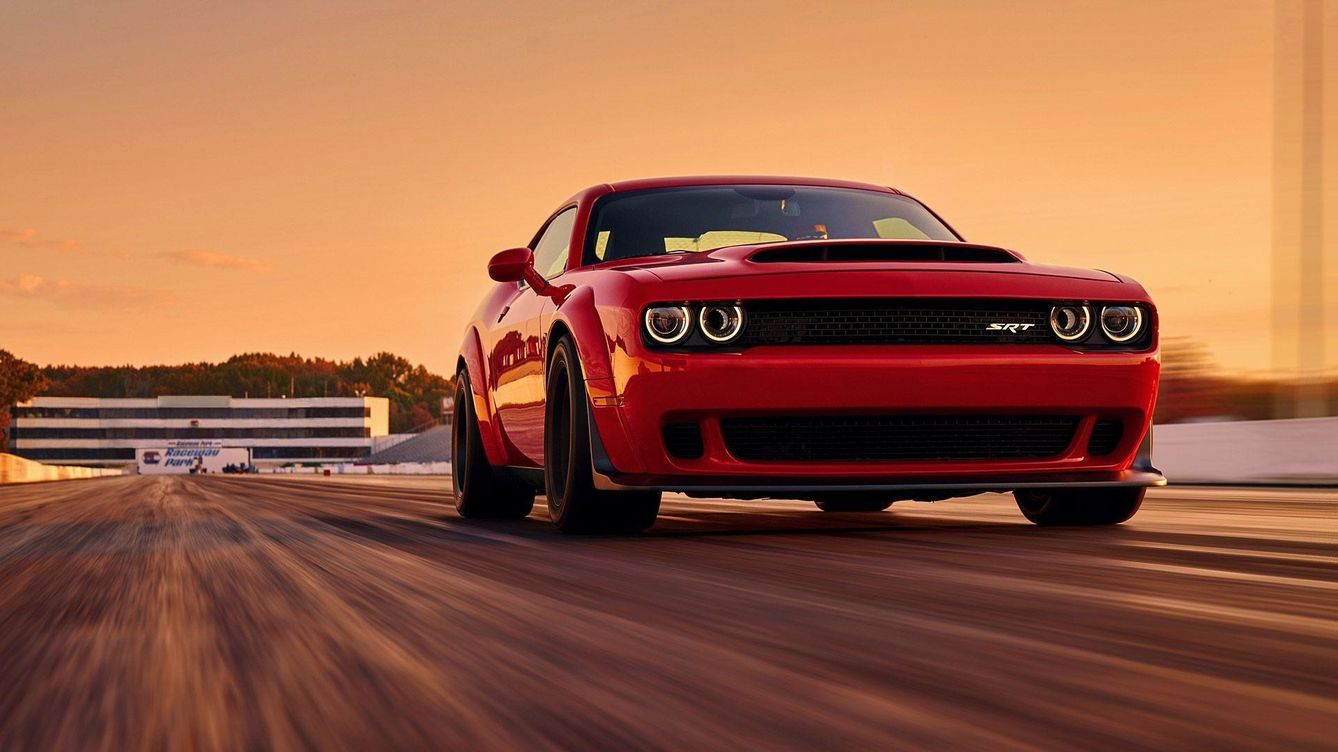 1920x1080 2018 Dodge Challenger SRT Demon Wallpapers & HD Images - WSupercars