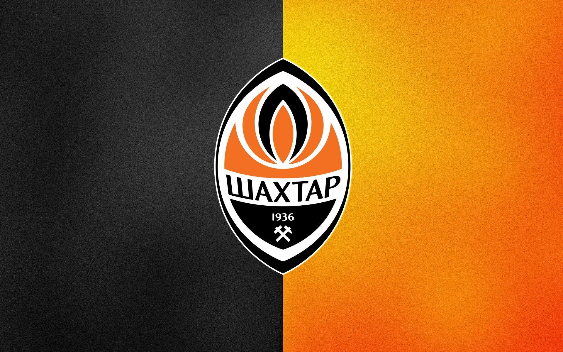 1920x1200 football miner logo sports logo background black orange vertical