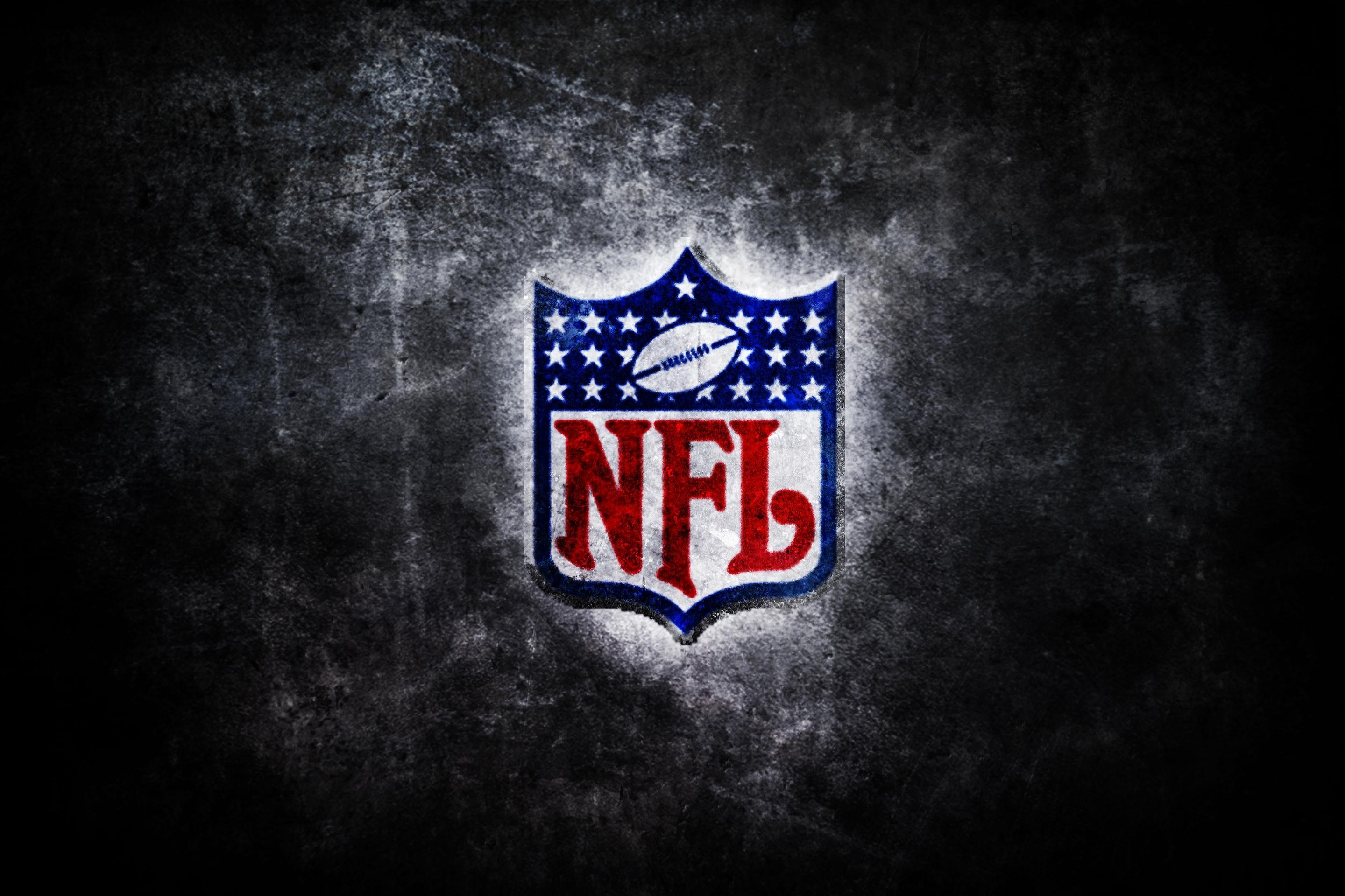 2880x1920 NFL logo wallpaper HD for desktop.