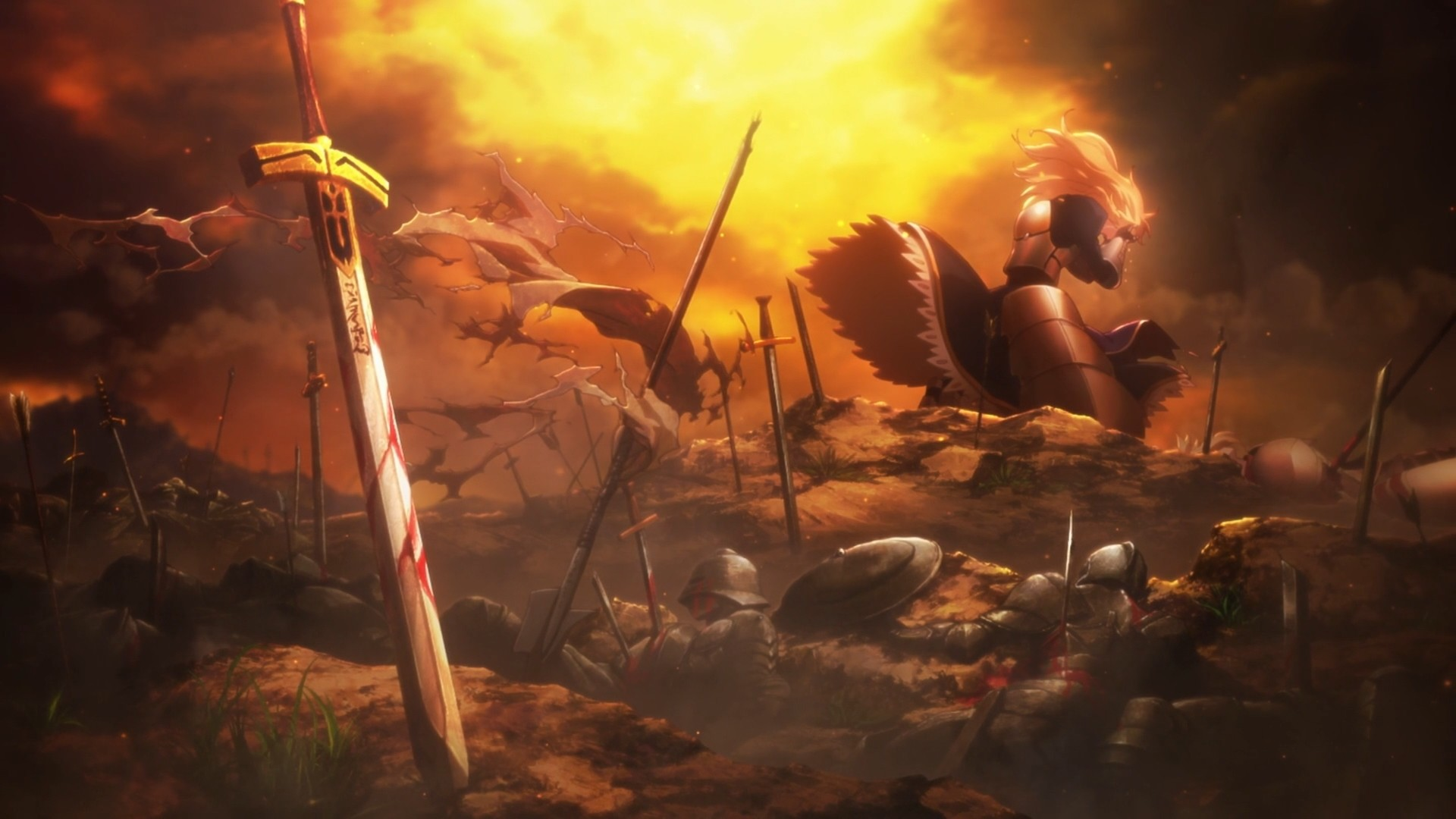 1920x1080 HorribleSubs] Fate Stay Night - Unlimited Blade Works - 13 [1080p .