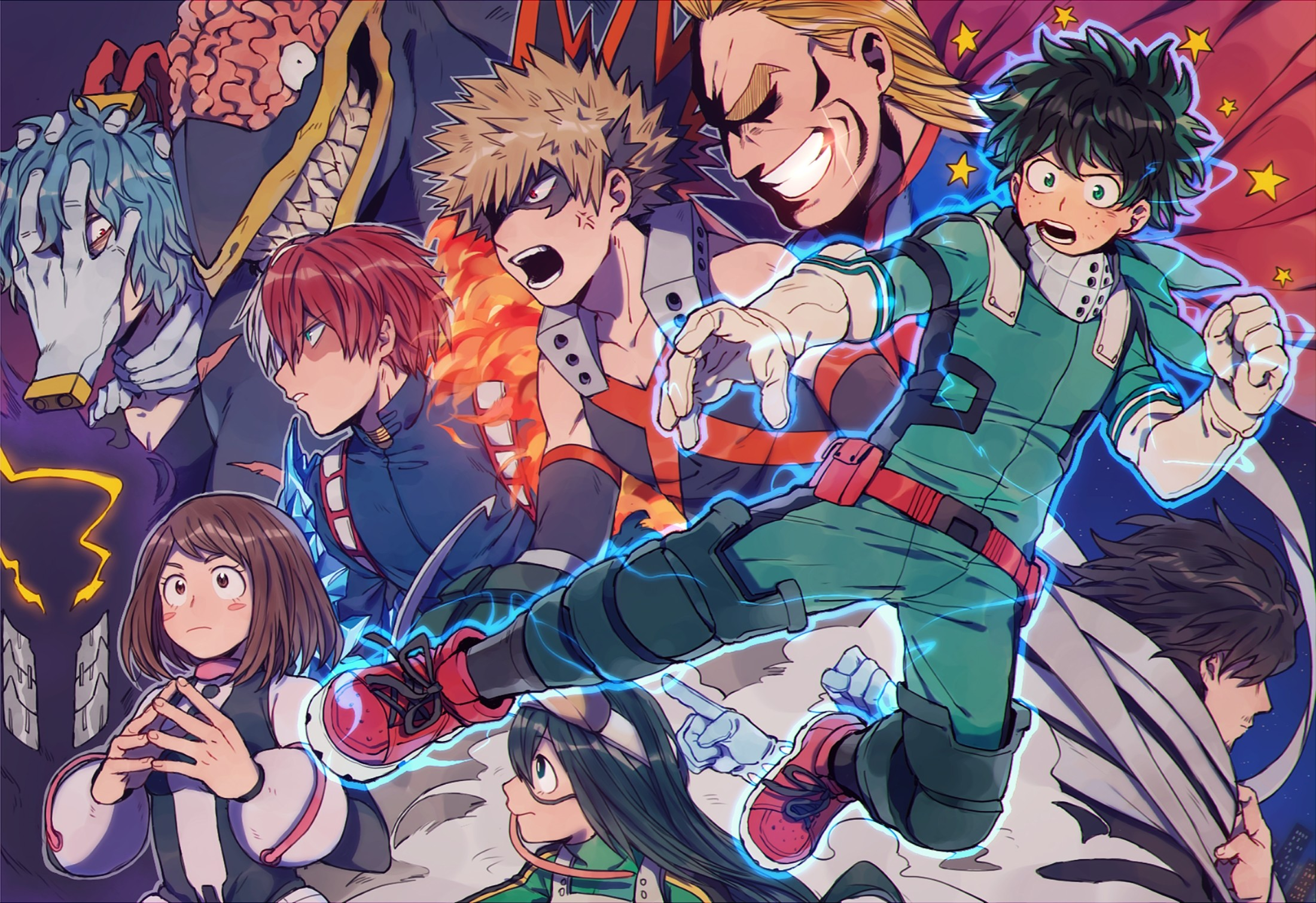 My Hero Academia Wallpaper For Laptop