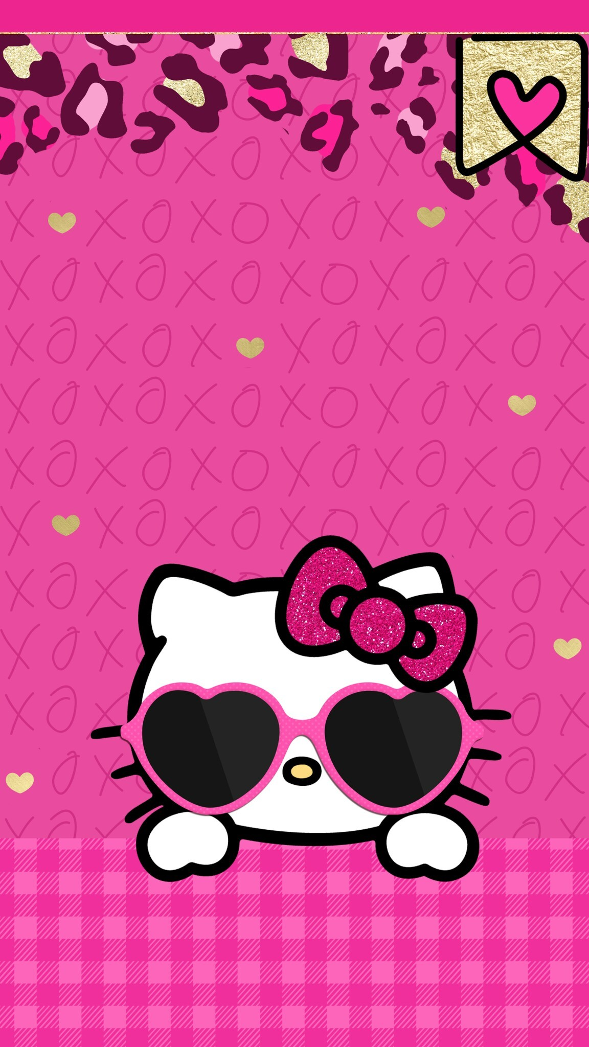 Pink Hello Kitty Background 64 Images
