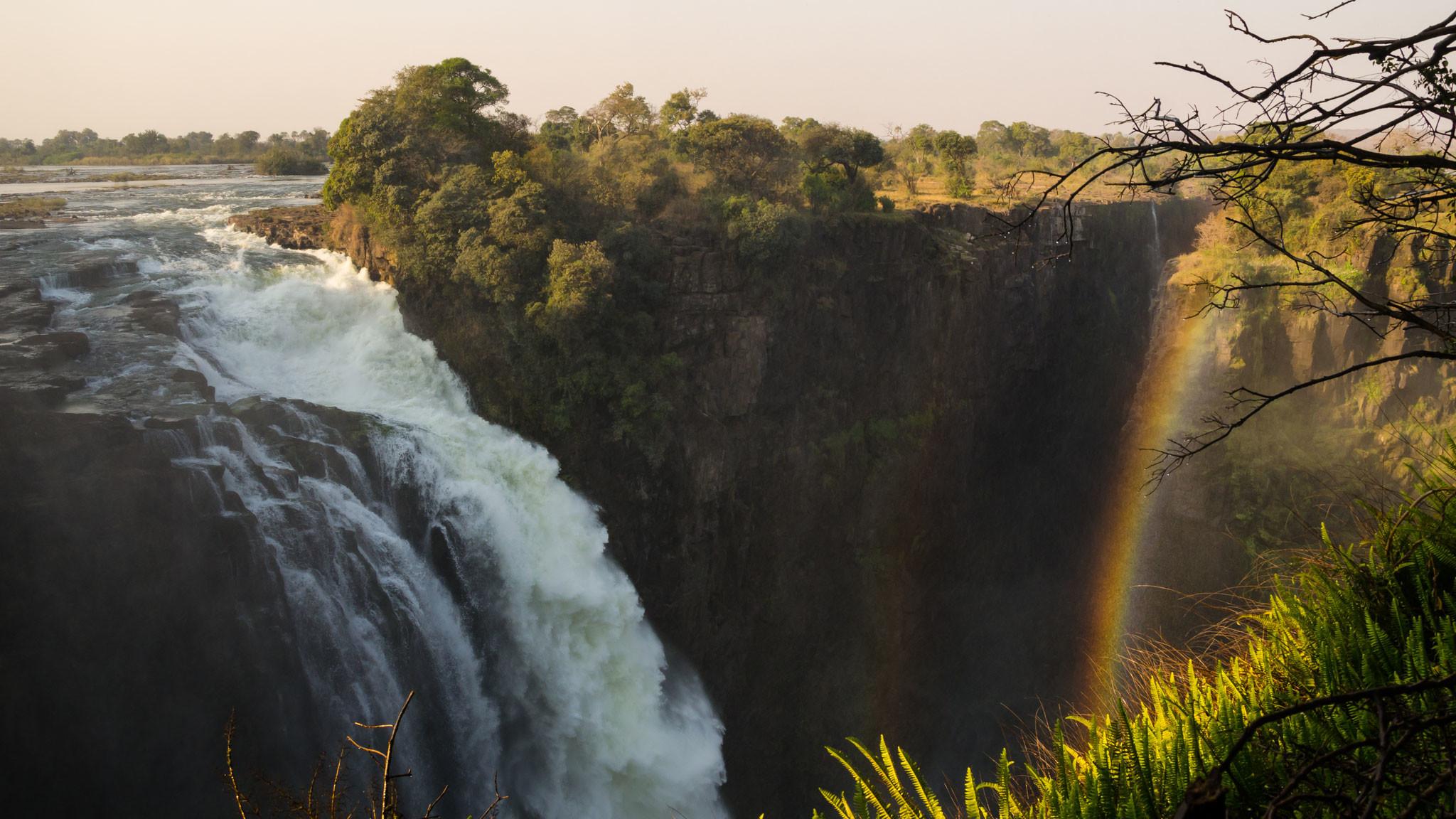 Victoria Falls Wallpaper (55+ images)