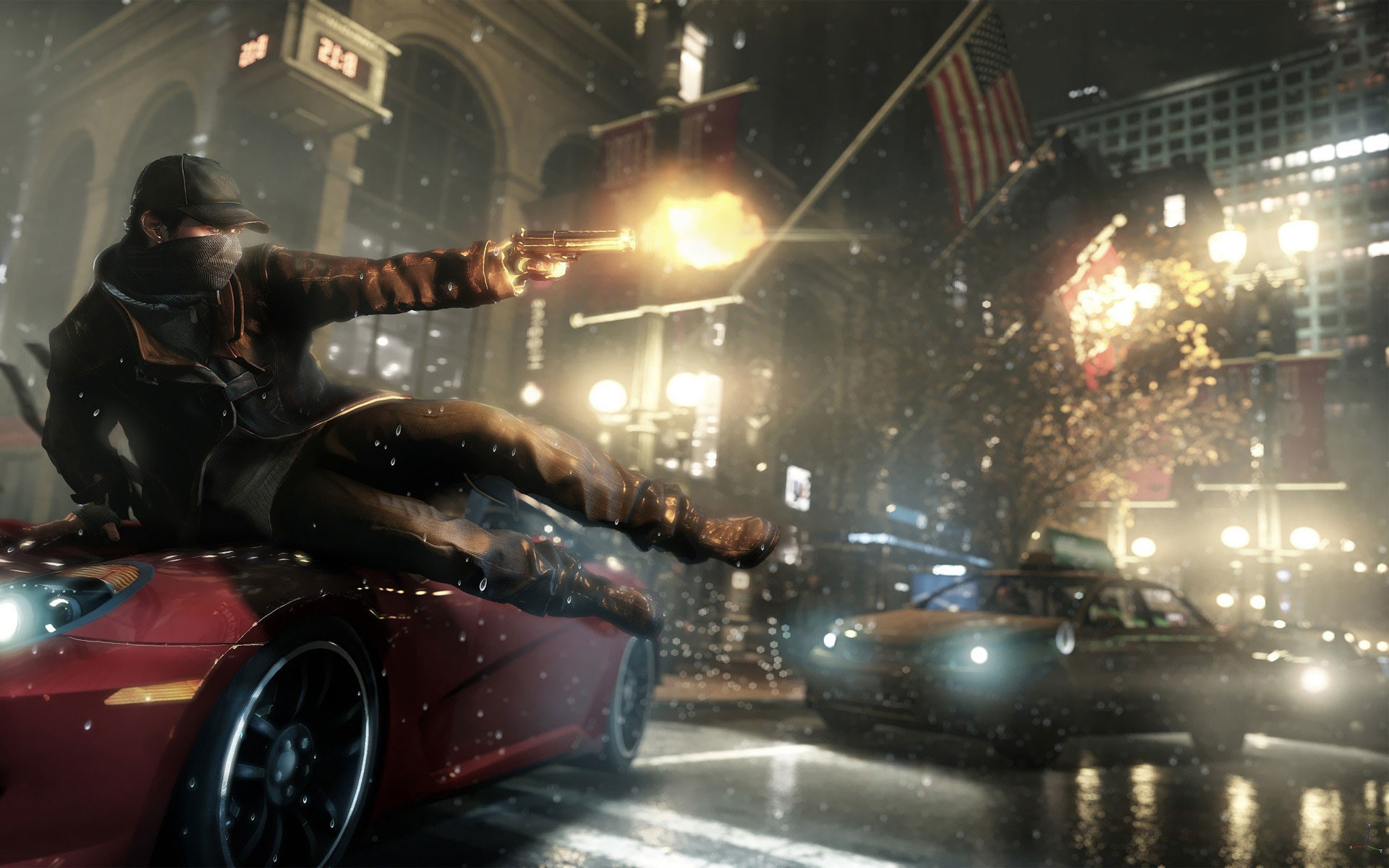 1920x1200 Watch Dogs Creation Of The Urban Hacker Landscape Is Astonishing | Stereo  Champions