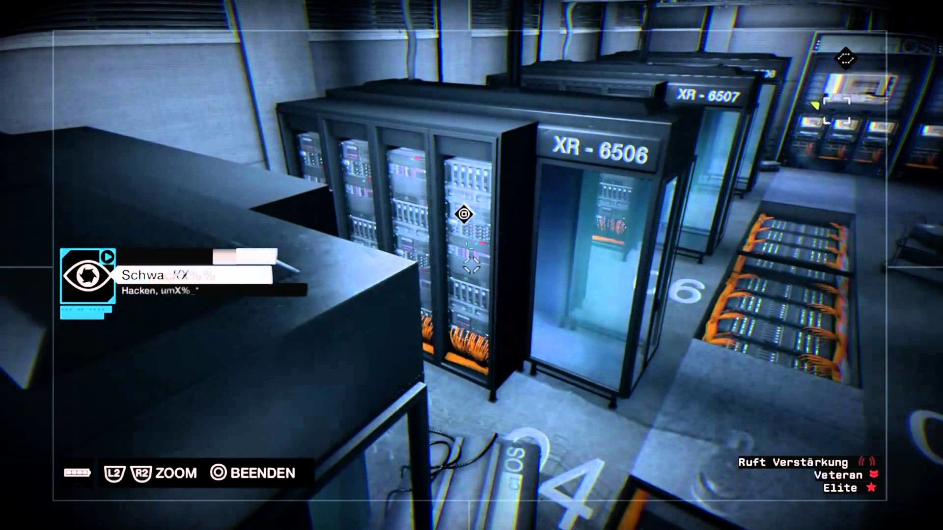 1920x1080 server room- Watch Dogs - PS4
