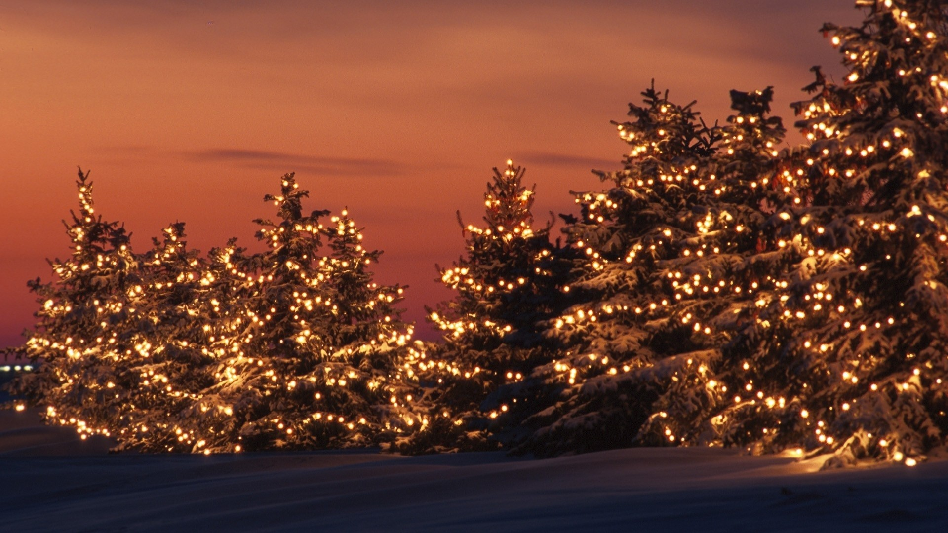 1920x1080 Free-Desktop-Christmas-Lights-Wallpapers-Winter
