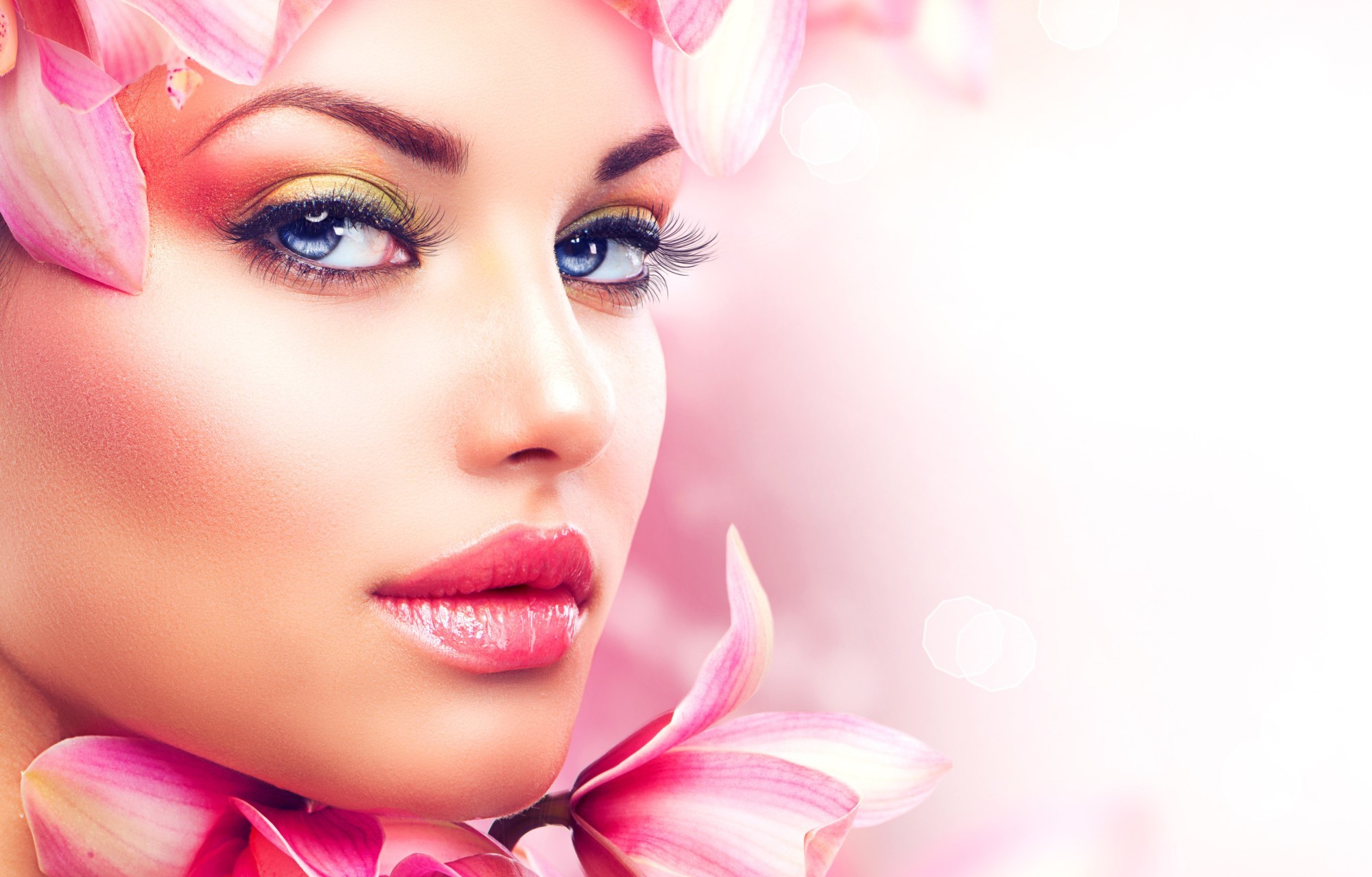 Beauty salon wallpaper 41 images Salon wallpaper