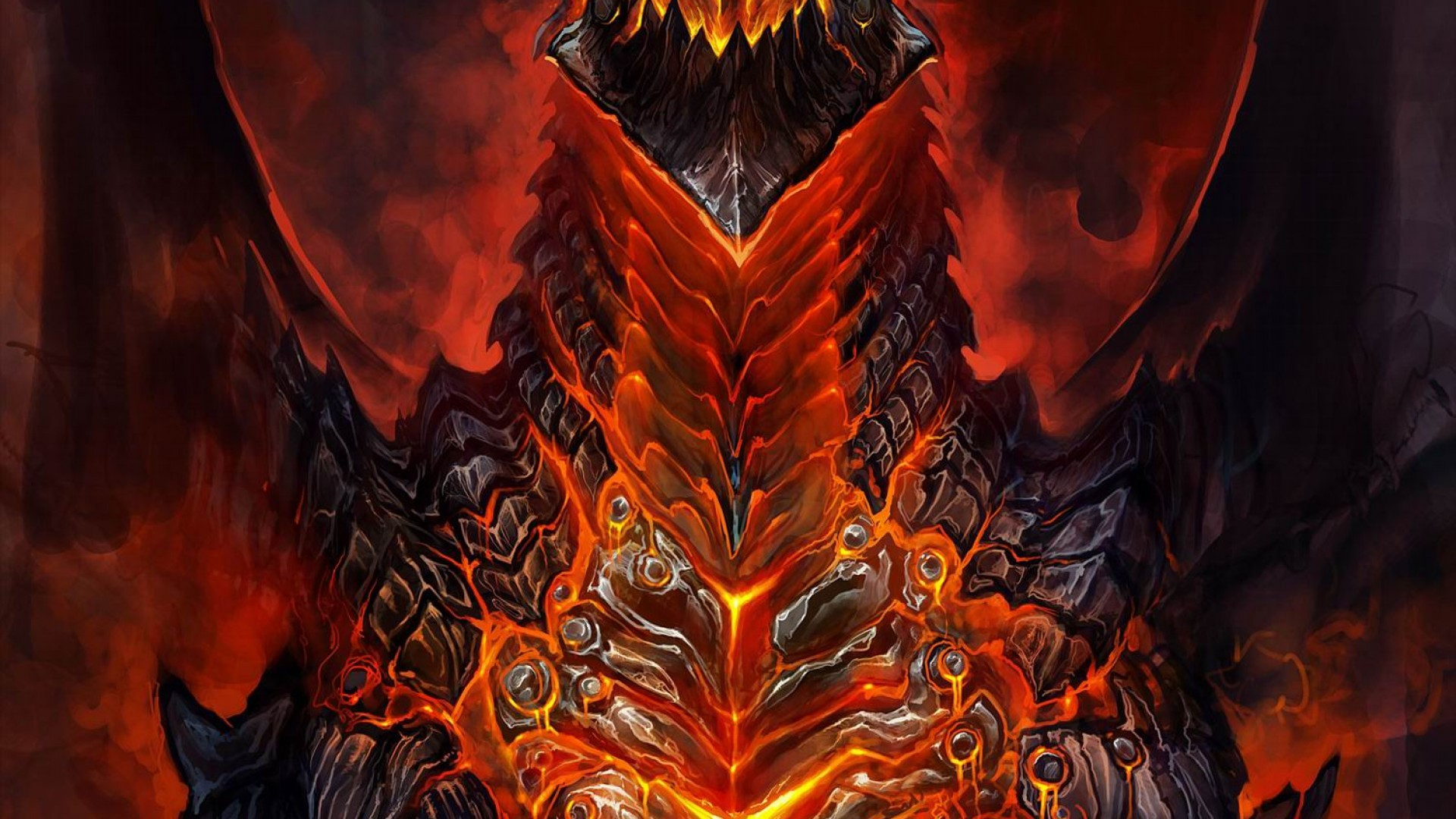 World Of Warcraft Wallpaper 1920x1080: Deathwing Wallpaper (76+ Images