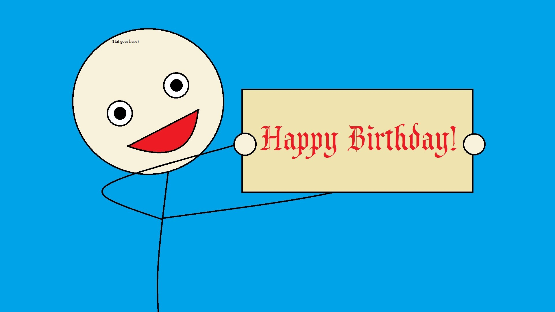 1920x1080 Happy Birthday Funny Cards HD Wallpapers