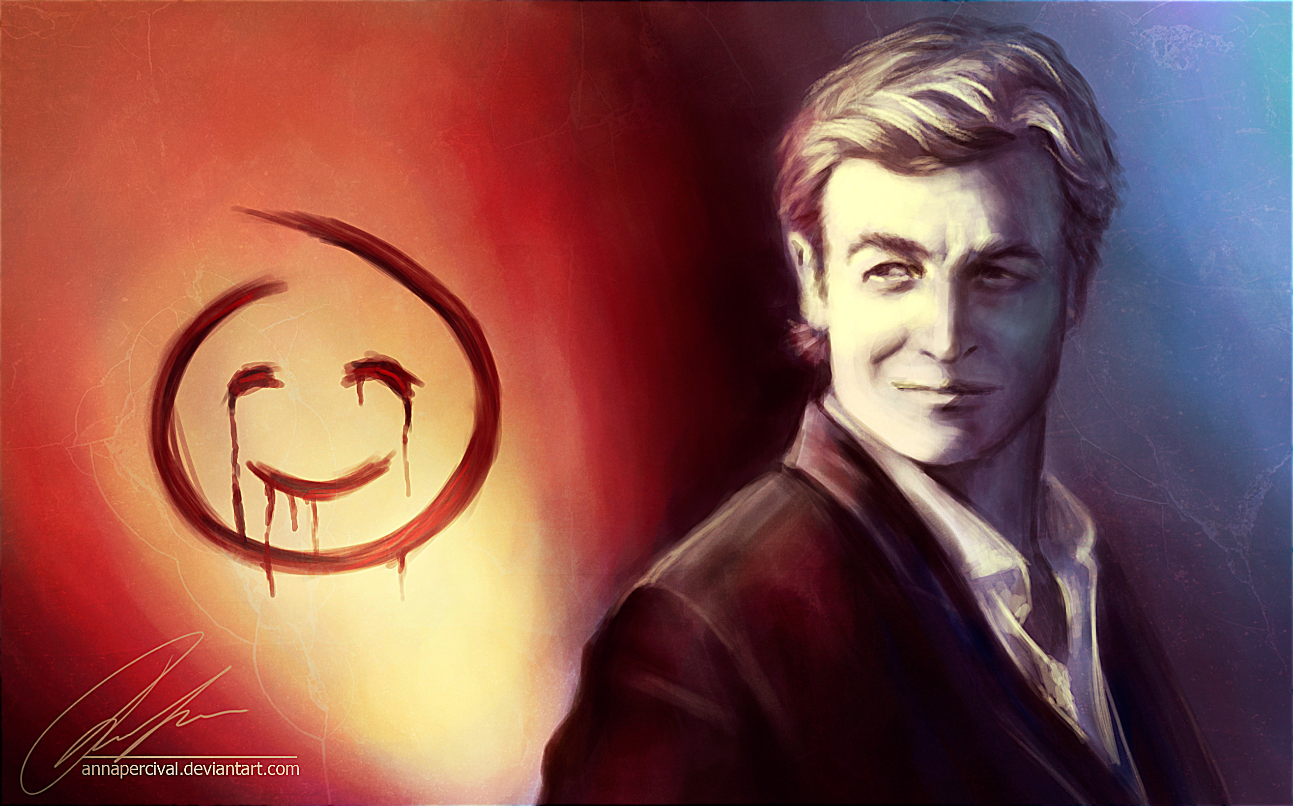 2631x1640 The Mentalist. by annapercival The Mentalist. by annapercival