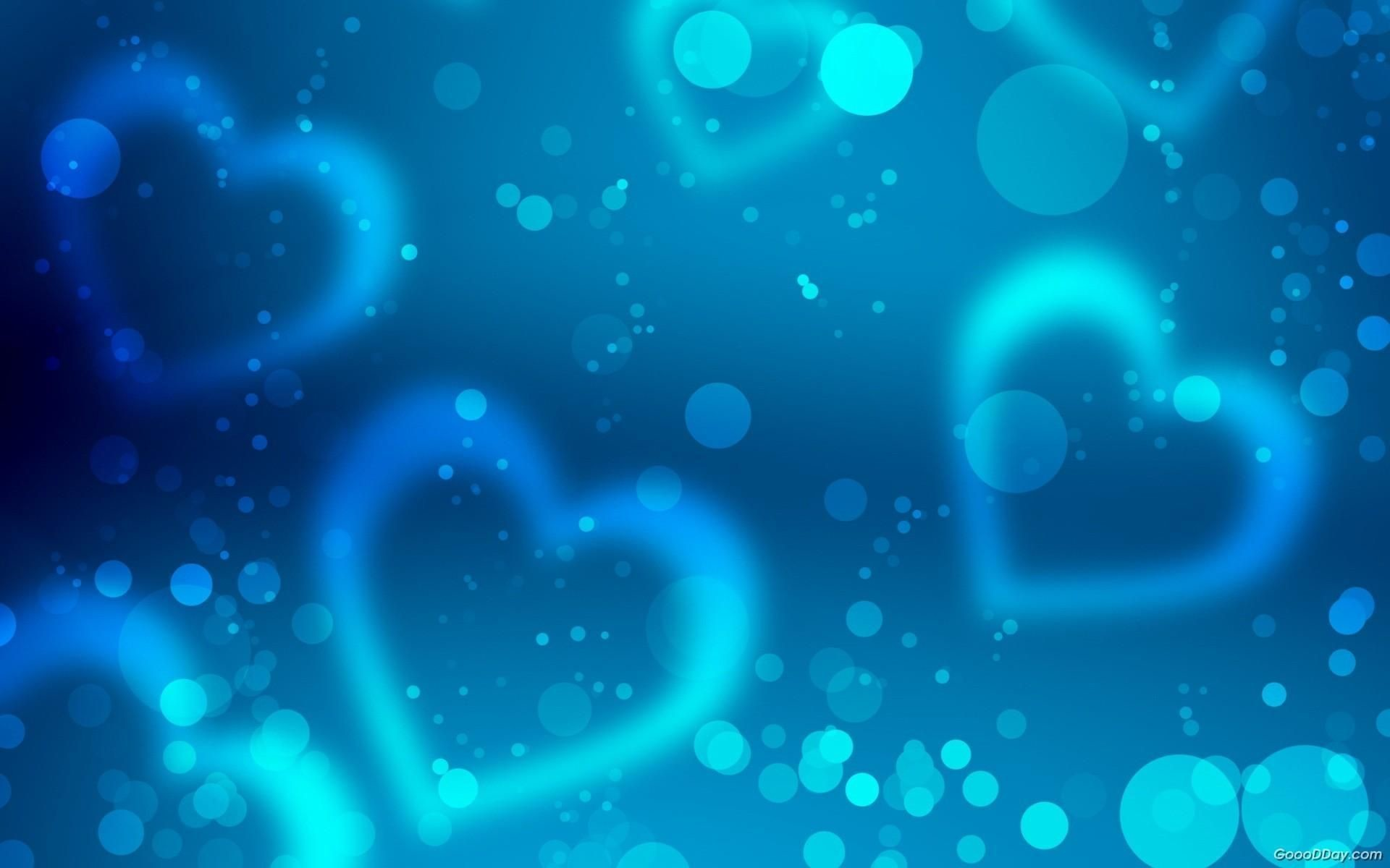 Blue Hearts Background Wallpaper 66 Images