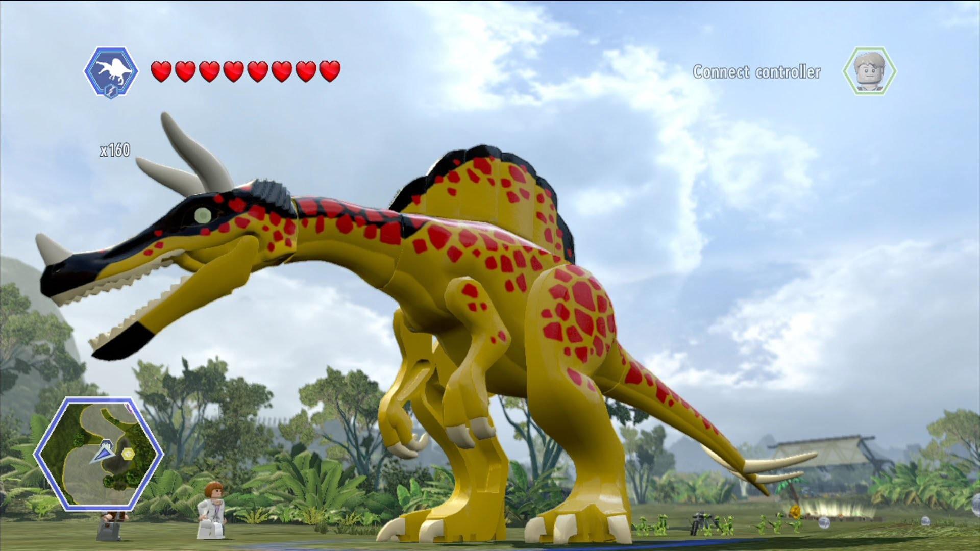 Spinosaurus wallpaper hd 76 images - Lego spinosaurus ...