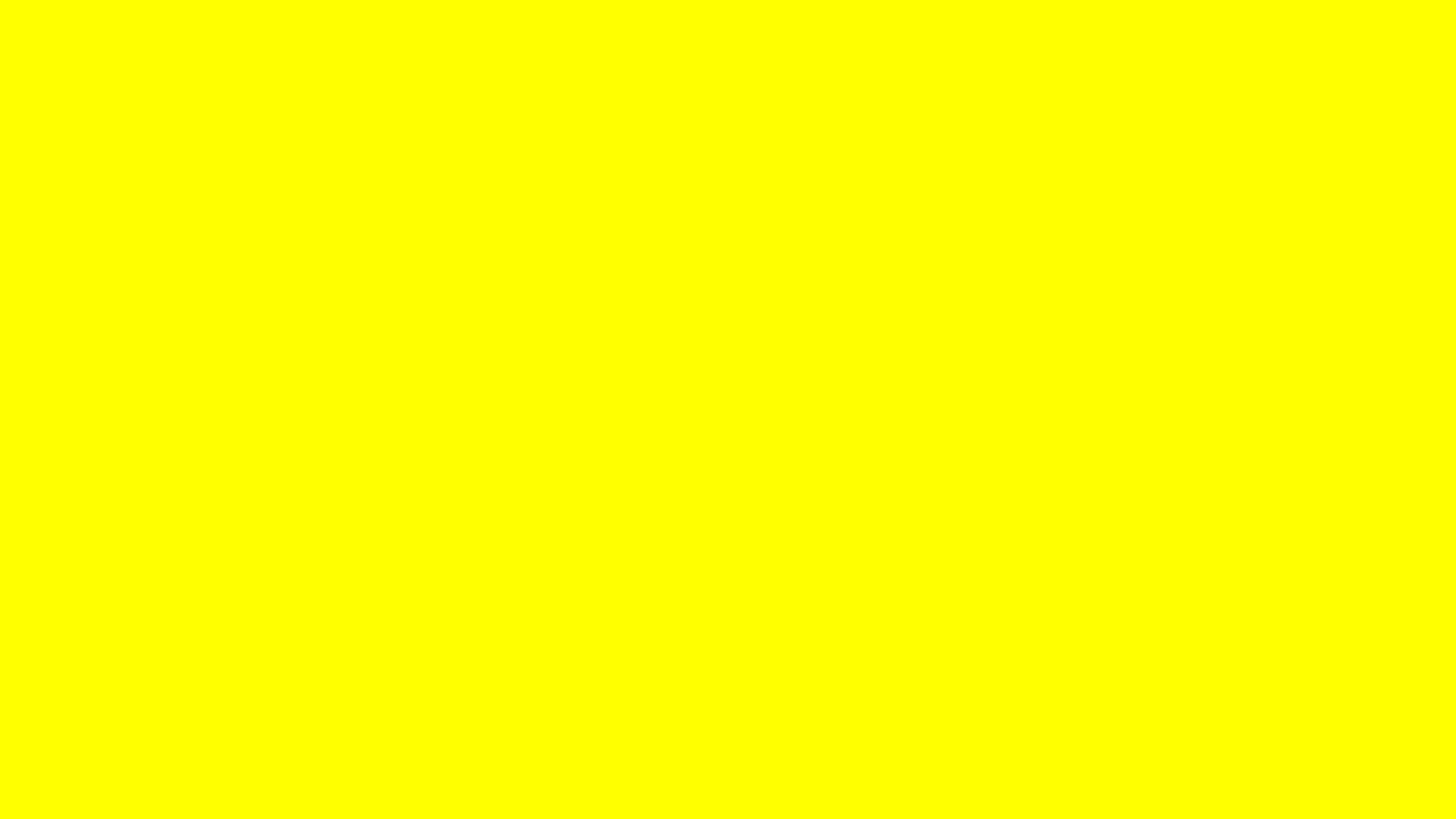 2560x1440 Yellow-solid-color-images-hd-wallpapers