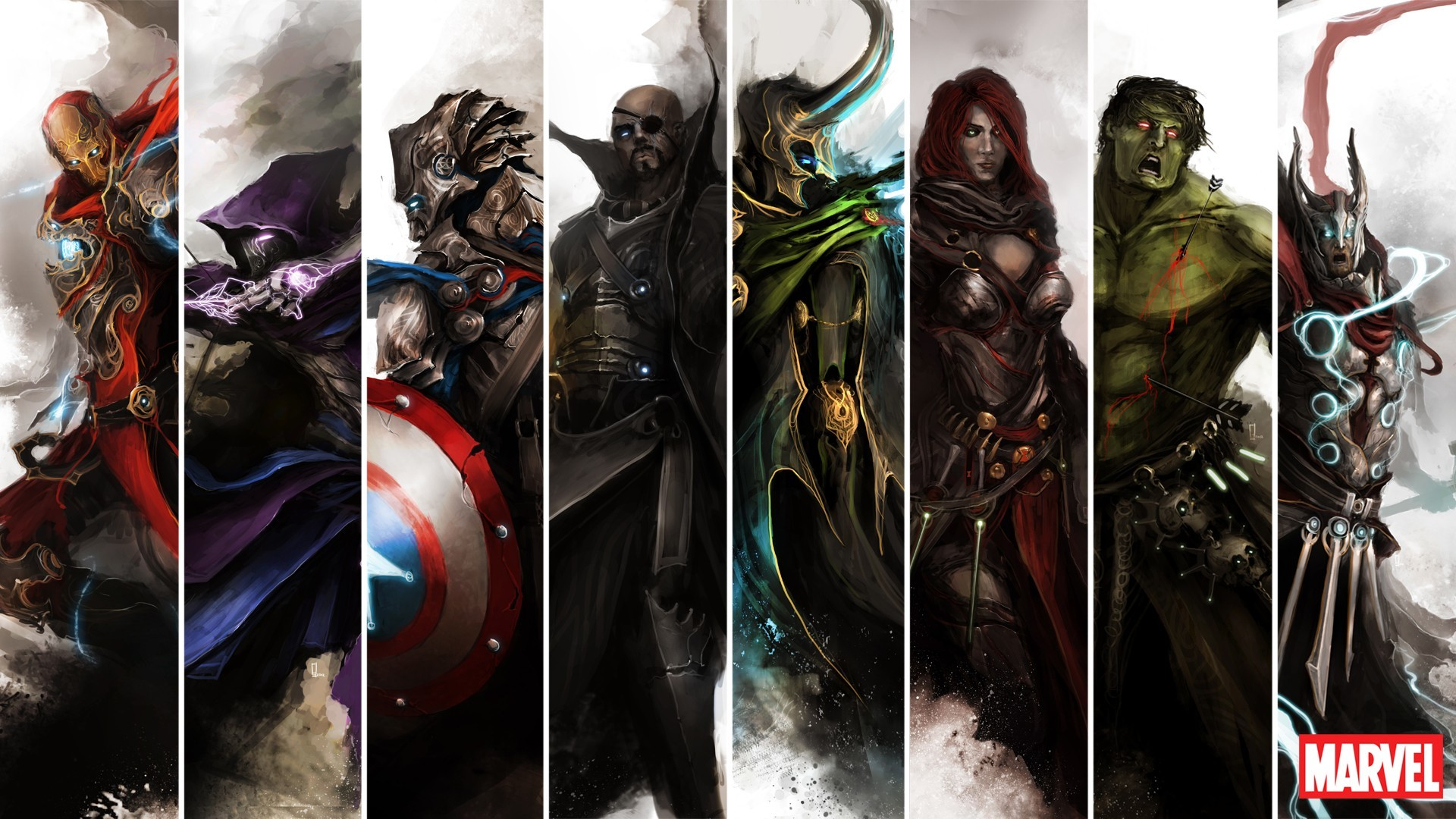 1920x1080 Marvel Wallpaper Wallpapers HD 1080p Desktop