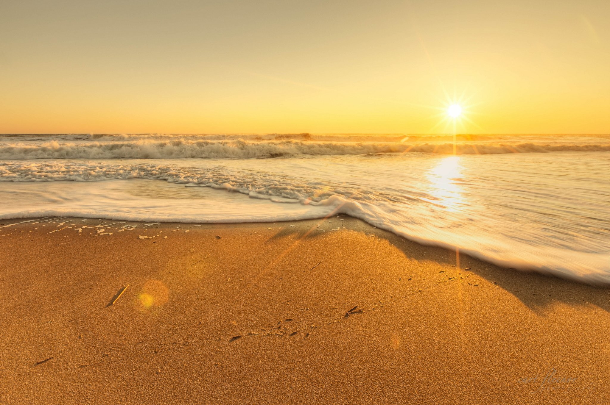 2048x1361 PreviousNext. Previous Image Next Image. beach sunset scenery wallpaper ...
