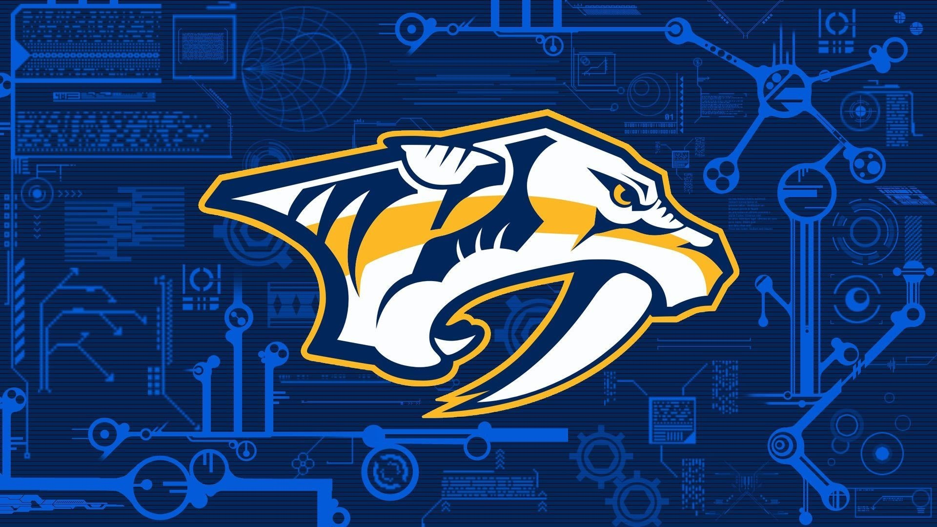 1920x1080 nhl nashville predators wallpaper ...