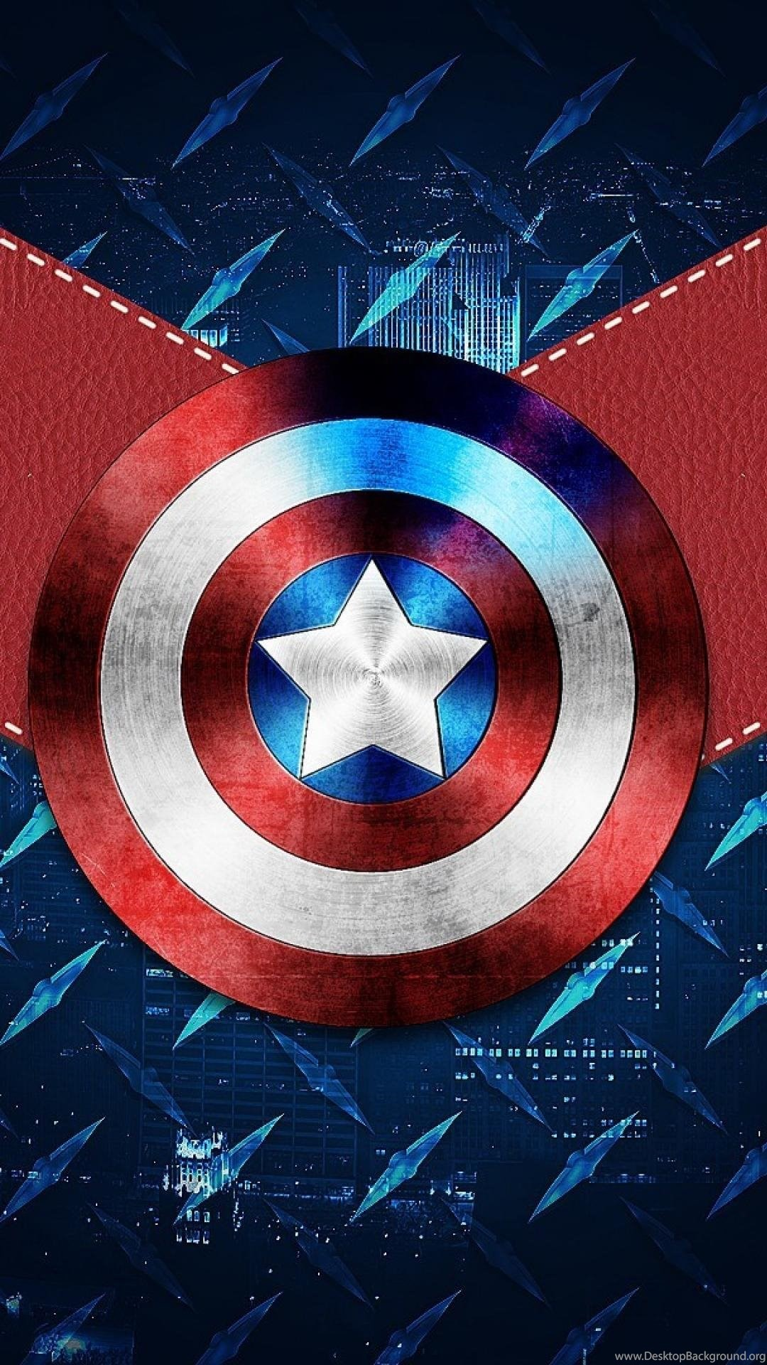 Captain america shield wallpapers 69 images - Captain america hd mobile wallpaper ...