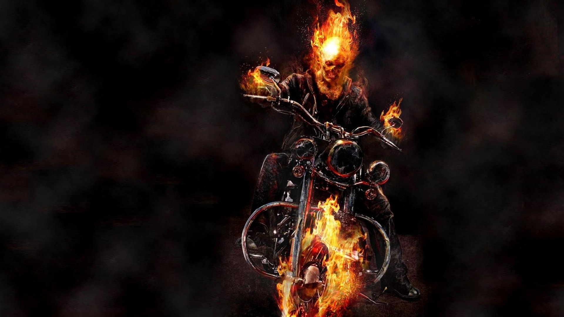 1920x1080 Full HD 1080p Ghost rider Wallpapers HD, Desktop Backgrounds