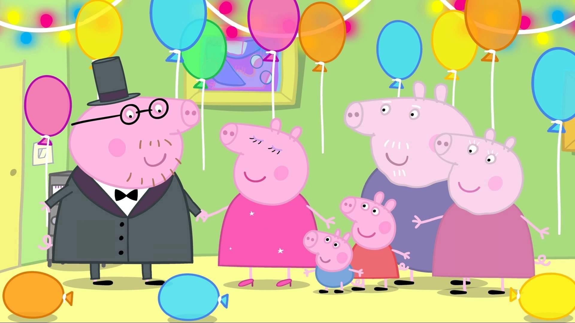 1920x1080 Peppa Pig English 2015 HD Episodes New