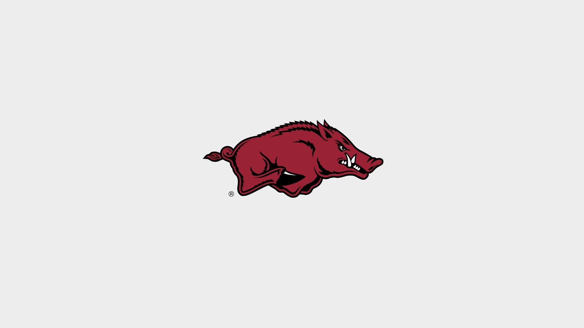 1920x1080 wallpaper.wiki-Arkansas-Razorbacks-Logo-Wallpaper--PIC-