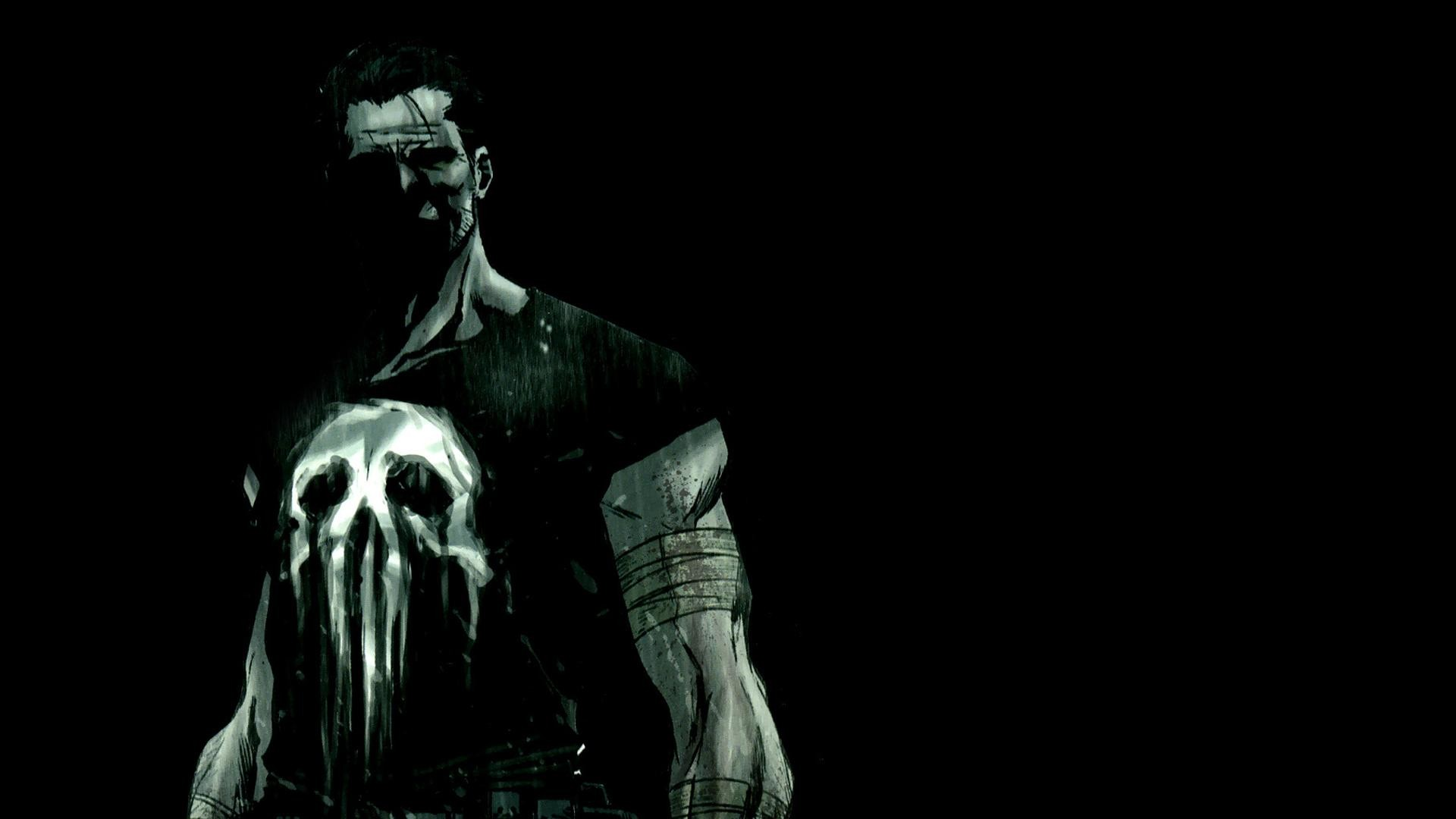 1920x1080 The Punisher Wallpapers - Wallpaper Cave
