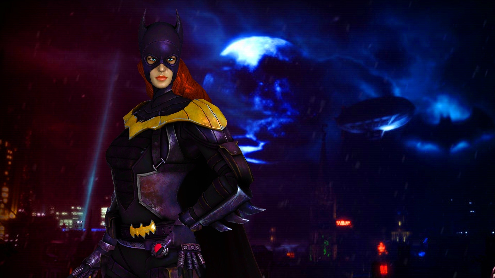 1920x1080 which will have to wait until I buy the game lol.I rented it a short while  ago and loved loved the game! Batman forever ~Programs Us. Batgirl  (Injustice ...