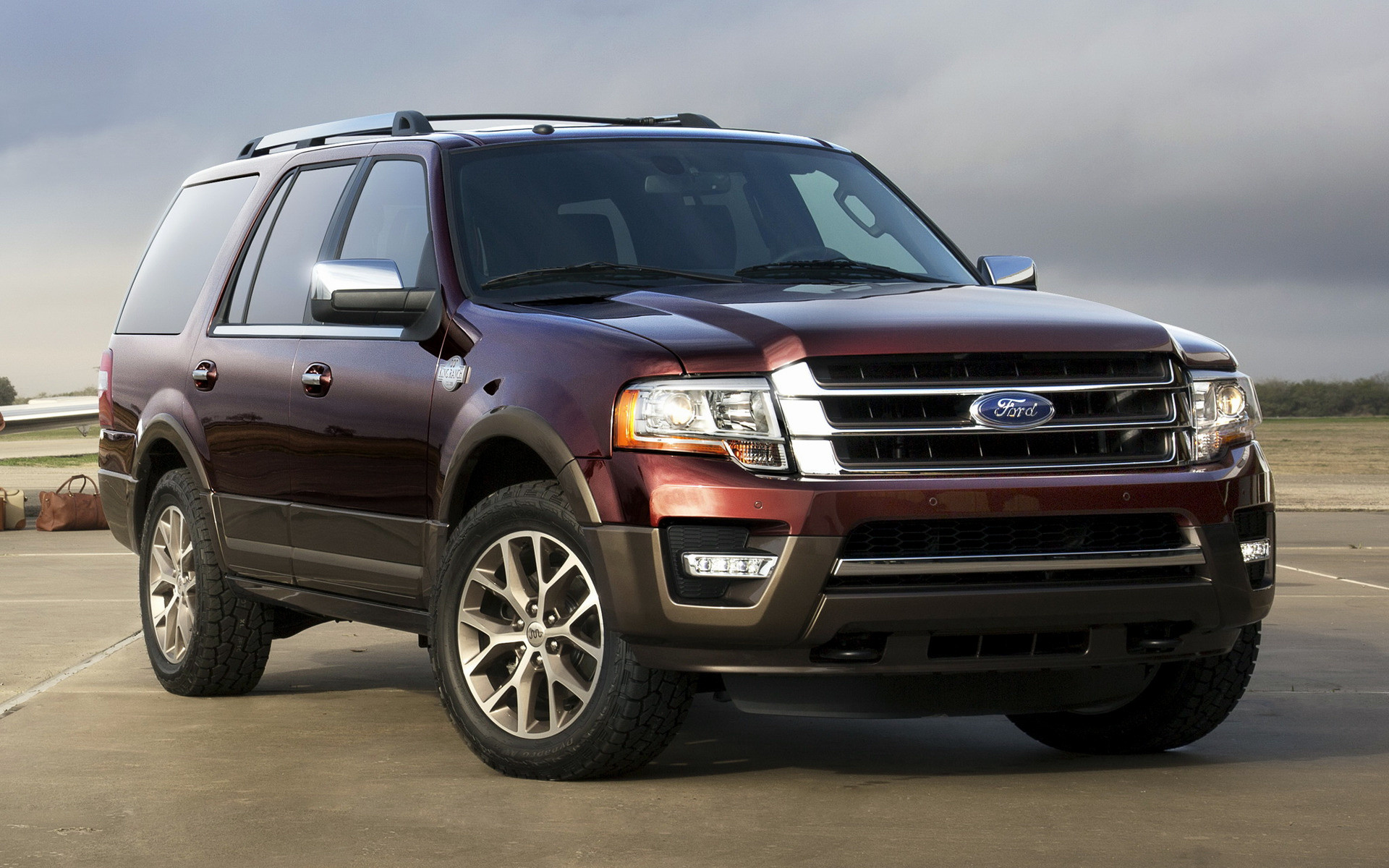 1920x1200 Ford Expedition King Ranch (2015) Wallpapers and HD Images