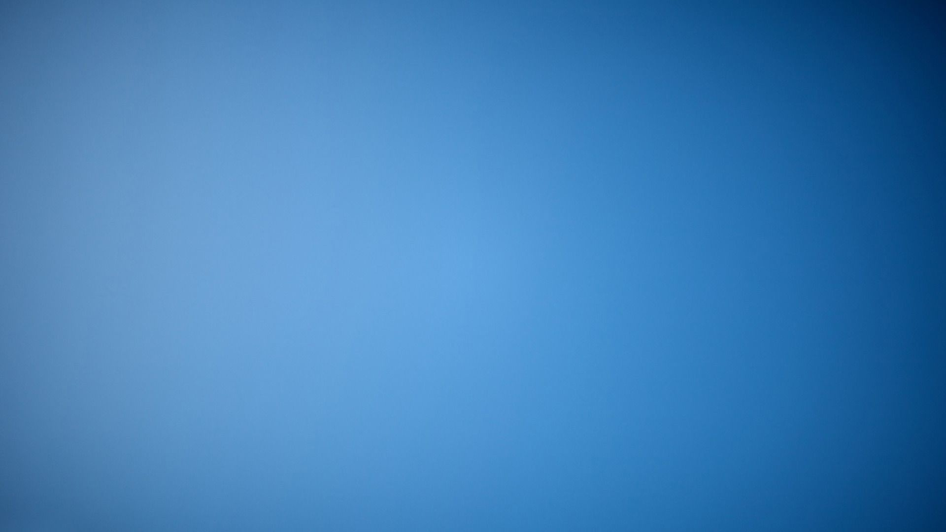 1920x1080 Blue Gradient Wallpaper - Wallpaper HD Base