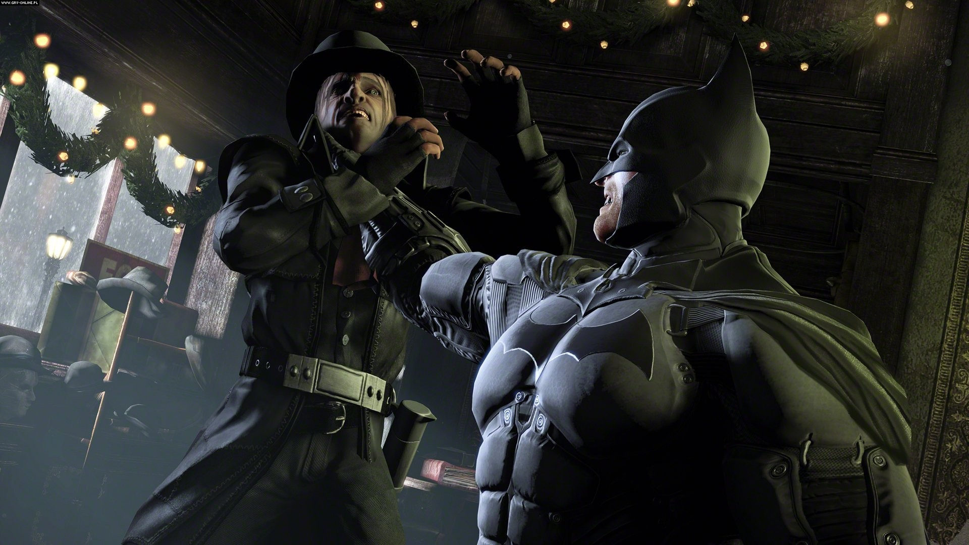 1920x1080 Video Game - Batman: Arkham Origins Batman Wallpaper