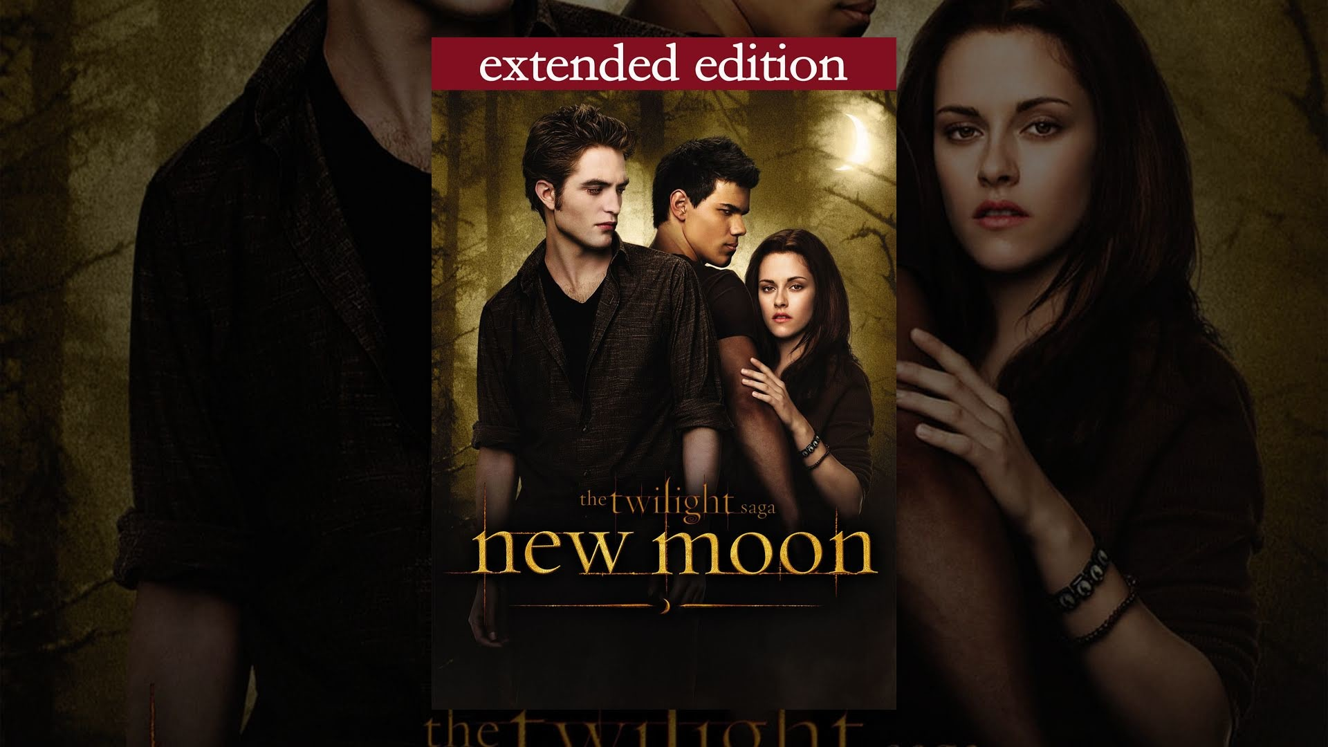 1920x1080 The Twilight Saga: New Moon (Extended Version)