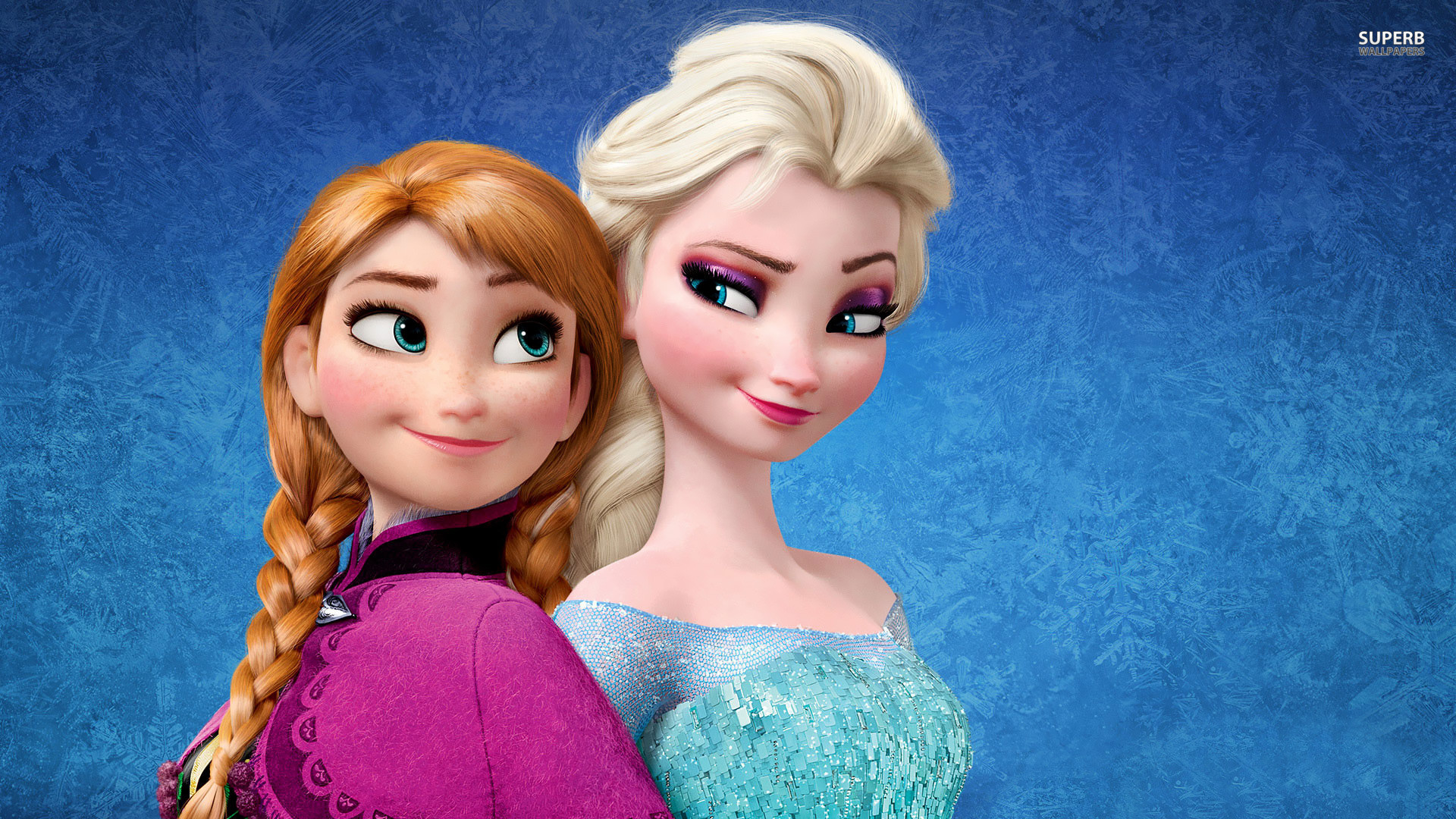 1920x1080 Frozen images Elsa and Anna Wallpapers HD wallpaper and background