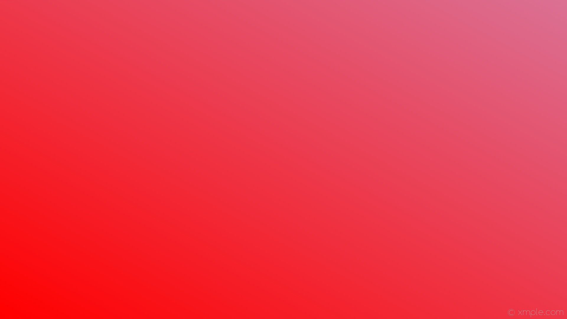 1920x1080 wallpaper pink linear red gradient pale violet red #db7093 #ff0000 30°