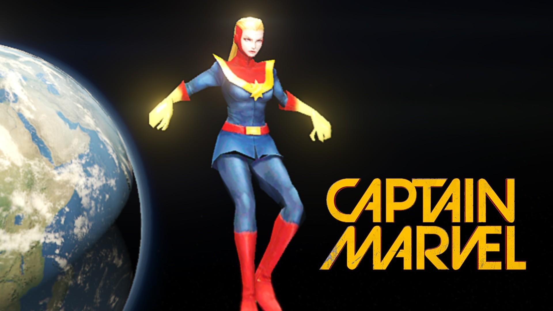 Captain Marvel Wallpaper 60 Images