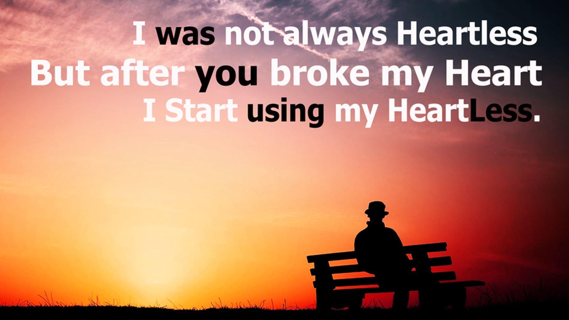 Heartbreak Wallpapers (69+ Images