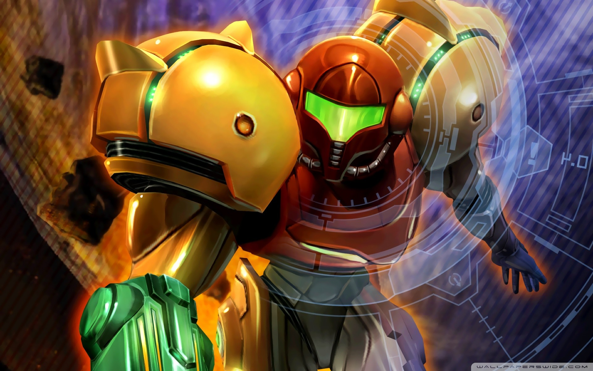 1920x1080 Images For Metroid Wallpaper 1080p